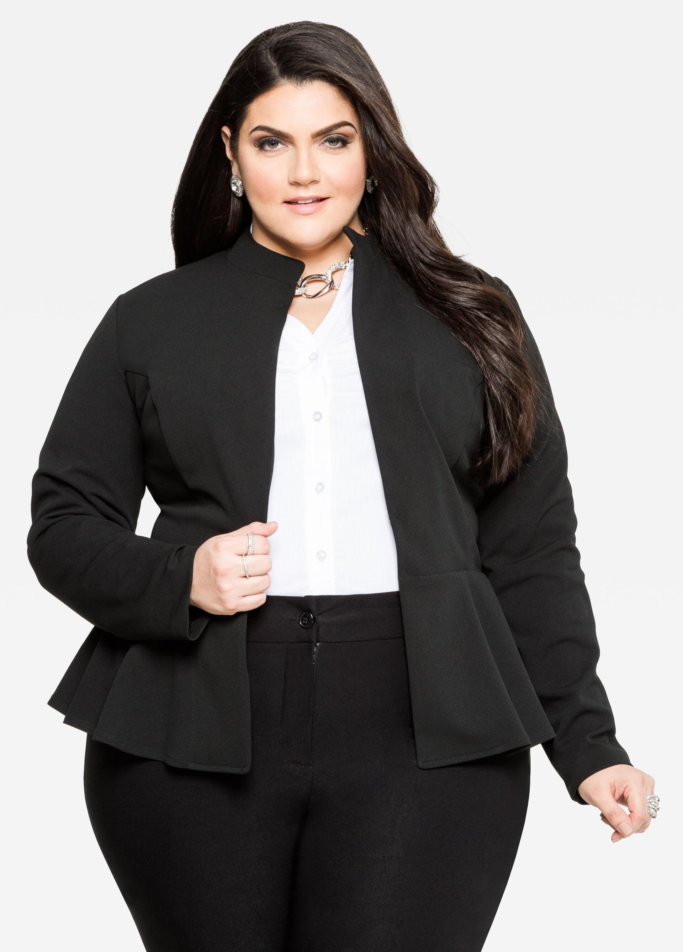 Buy Womens Plus Size Jackets on Sale - Ashley Stewart