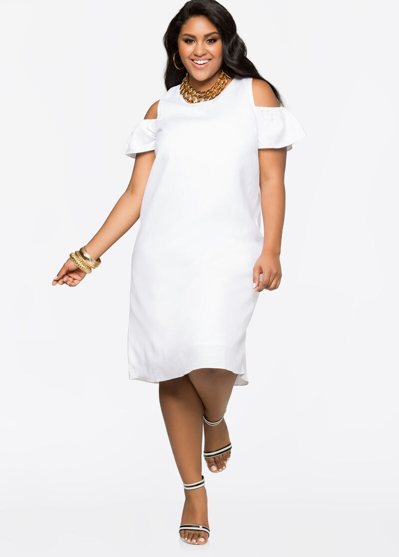 Buy Plus Size All White - Ashley Stewart