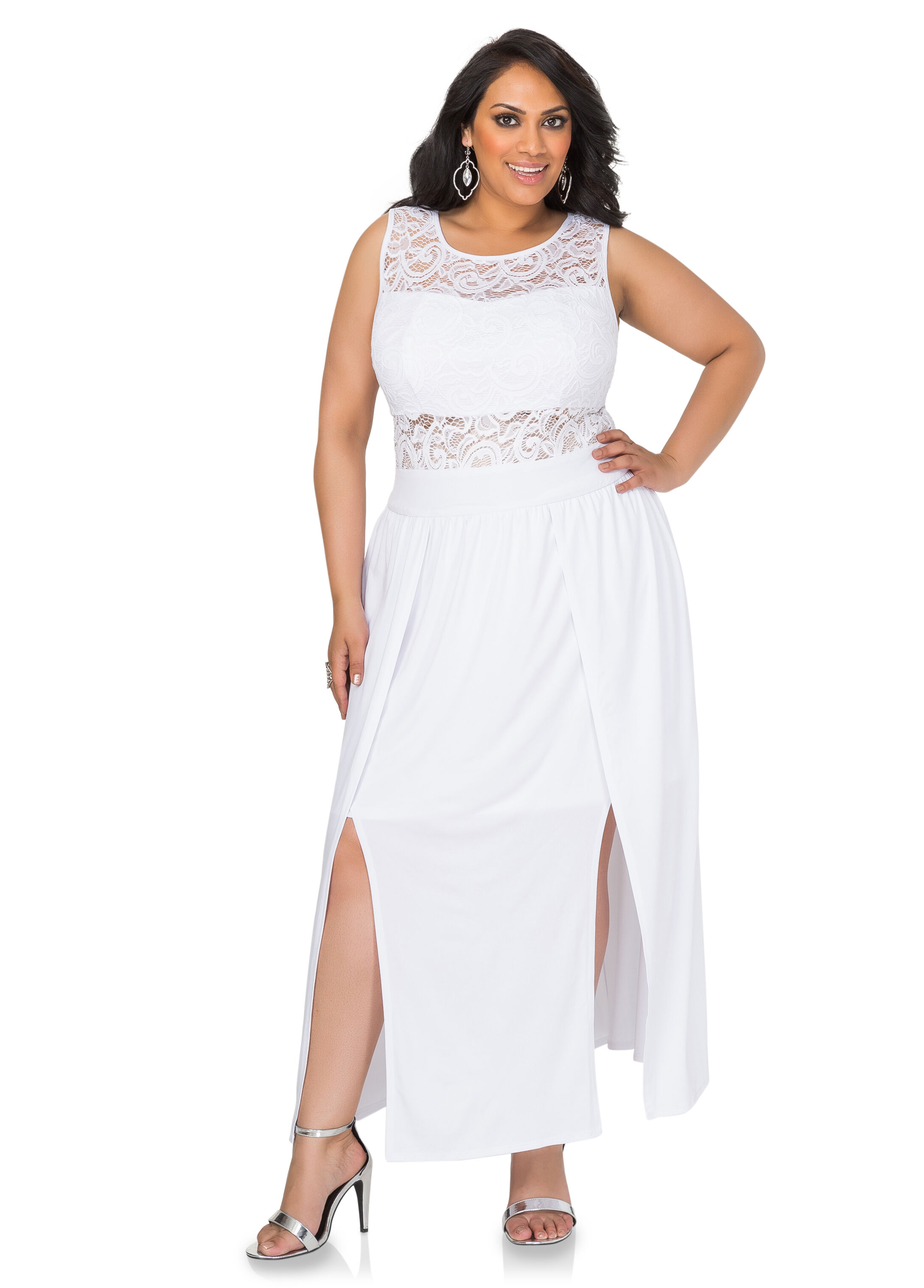 Double Split Special Occasion Dress