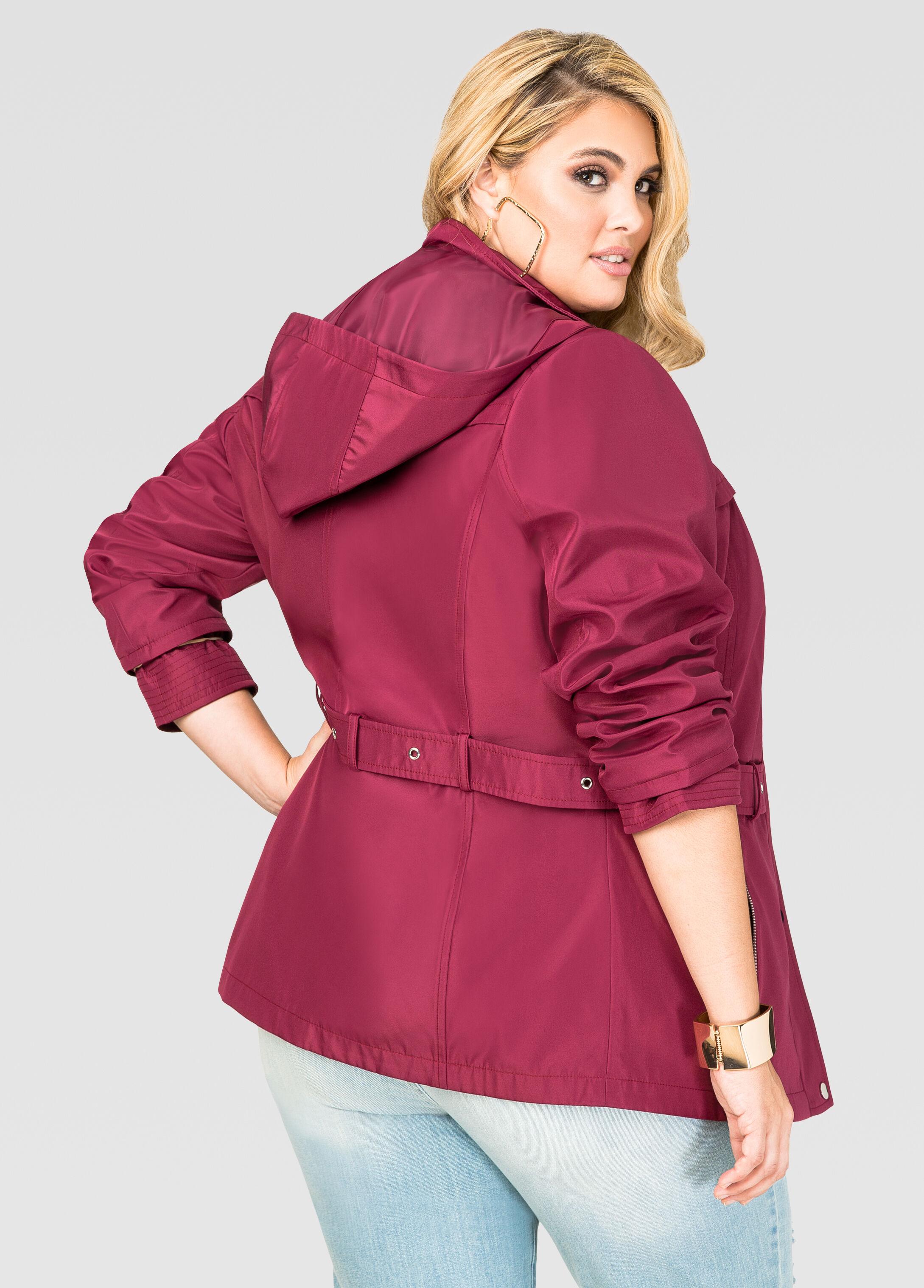 Removable Hood Soft Shell Jacket