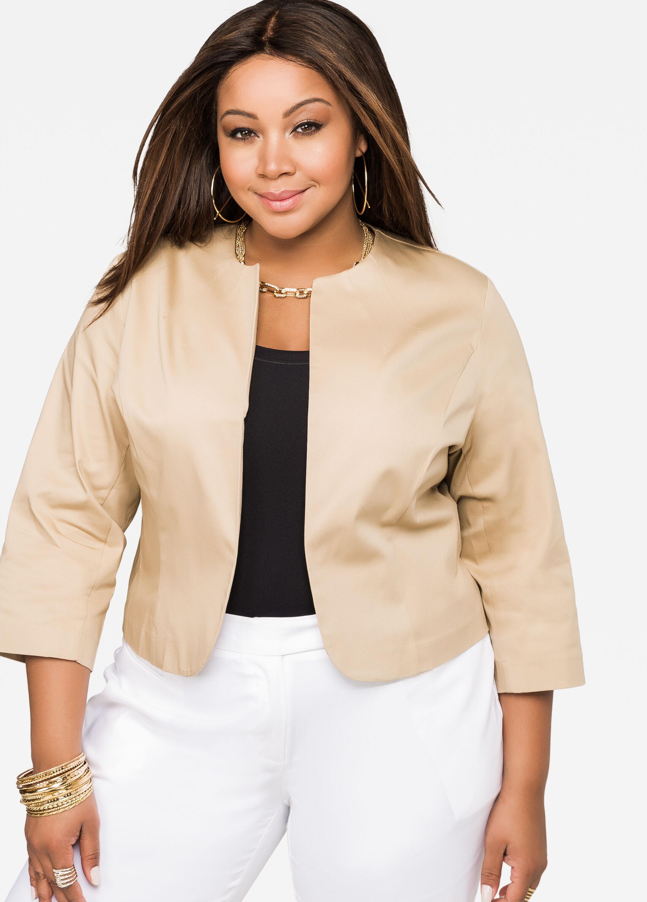 Boss Lady Bolero Jacket