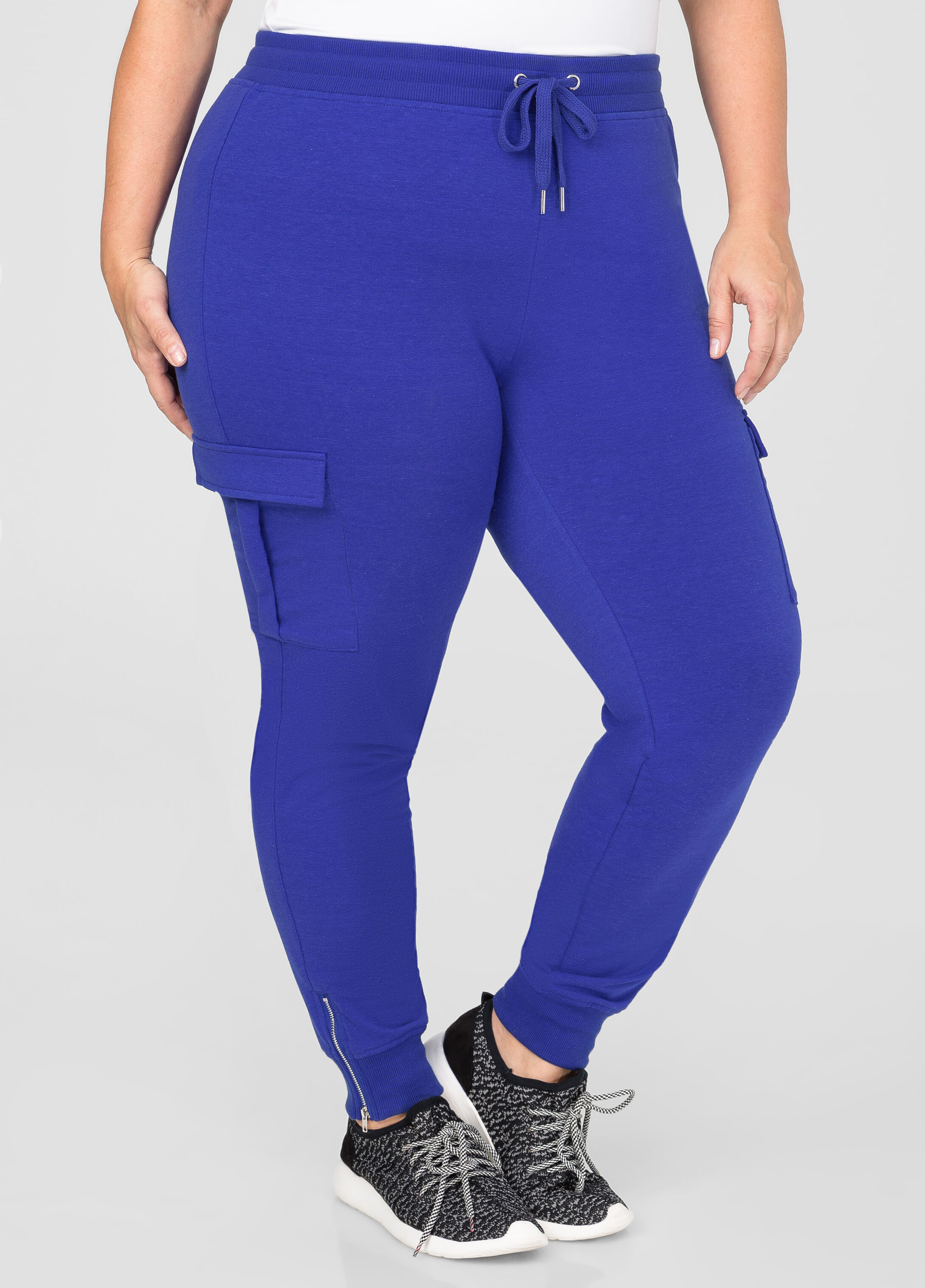 Cargo Terry Active Pants