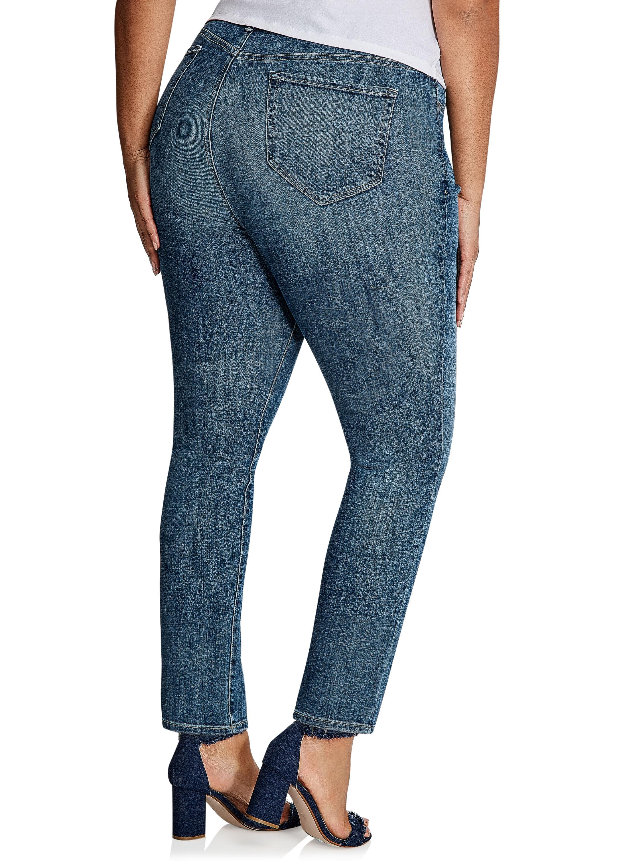 NYDJ Sheri Slim Jean in Smart Embrace Denim
