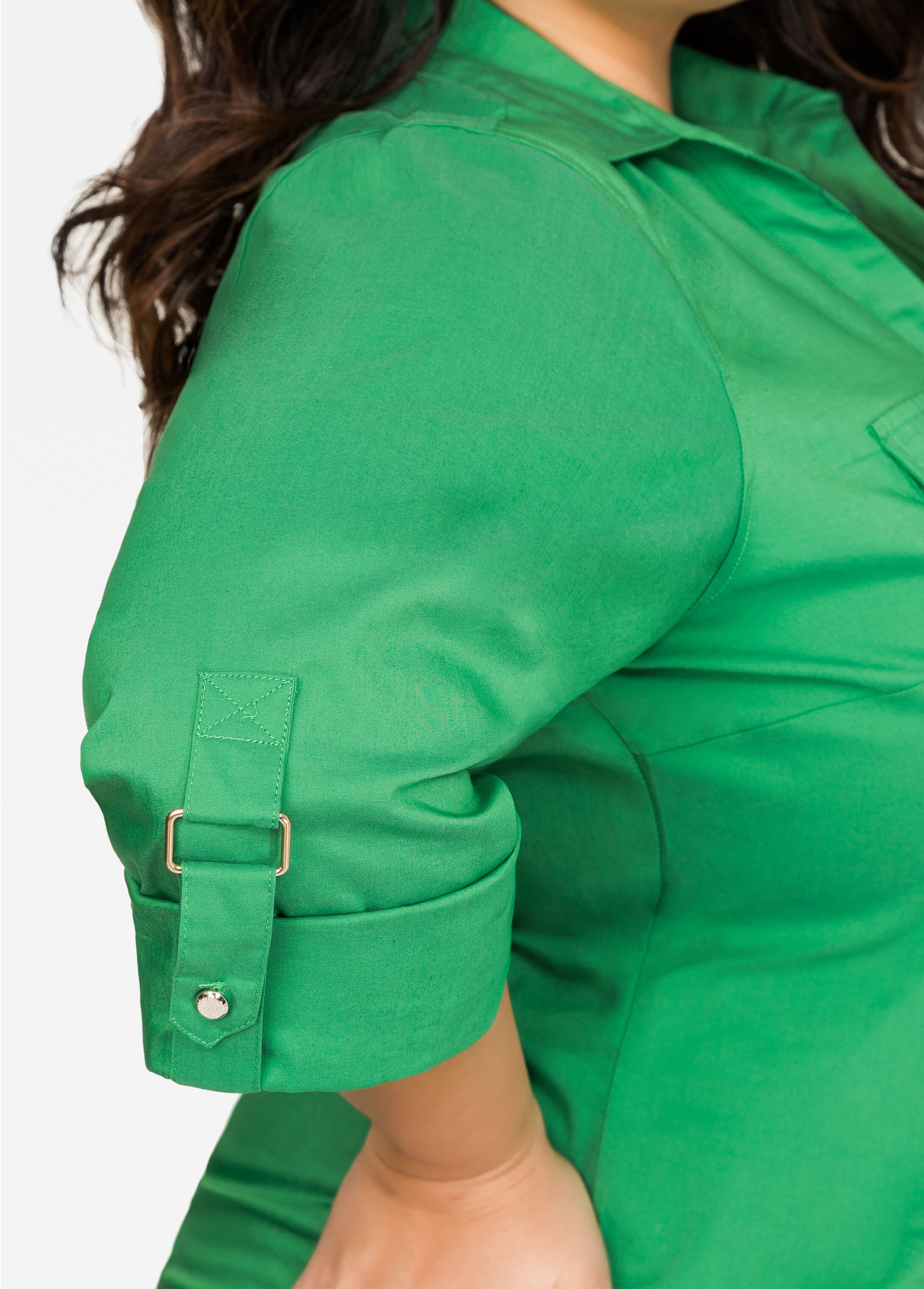 Twill Two Pocket Shirt