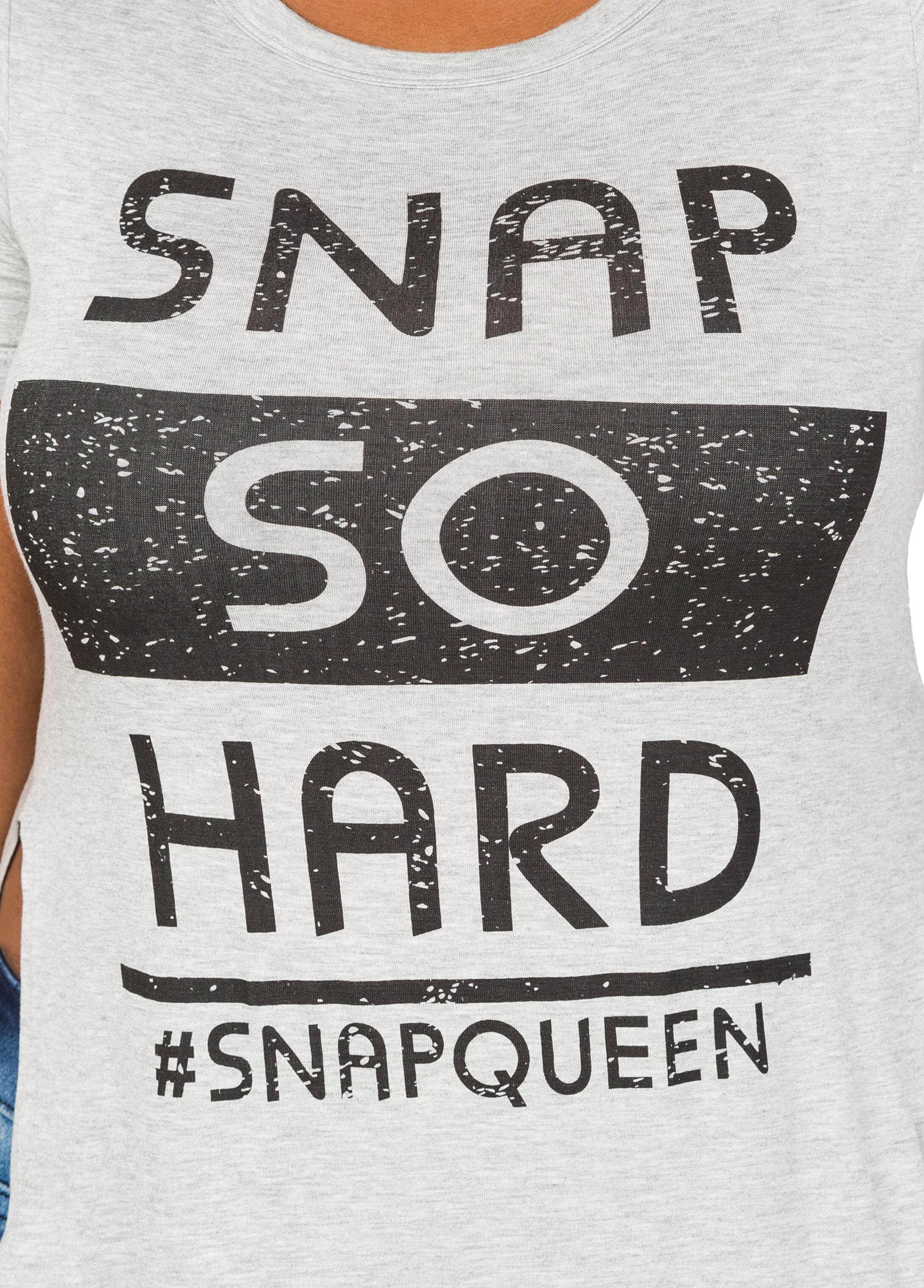 Snap So Hard Tee