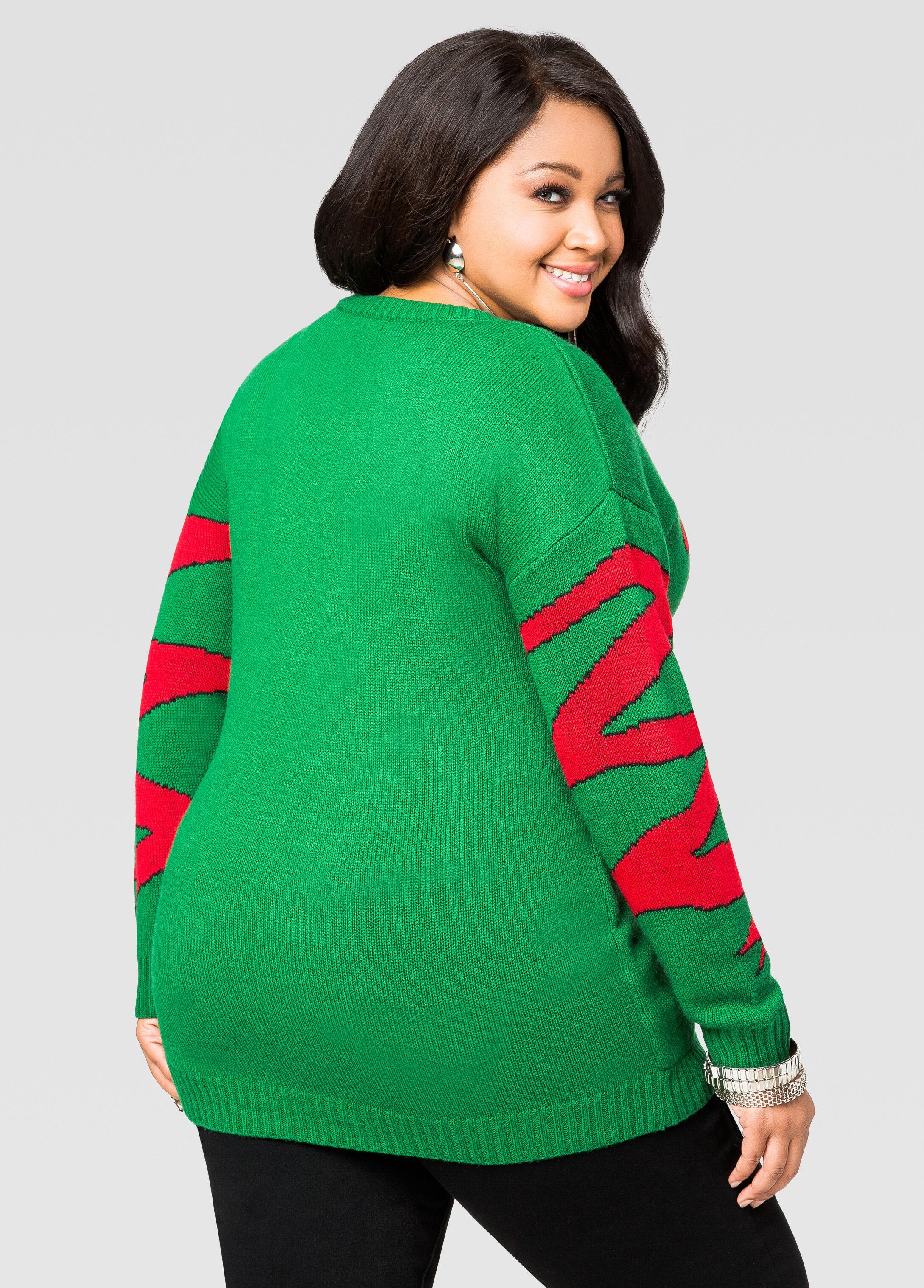 xmas sweaters light up