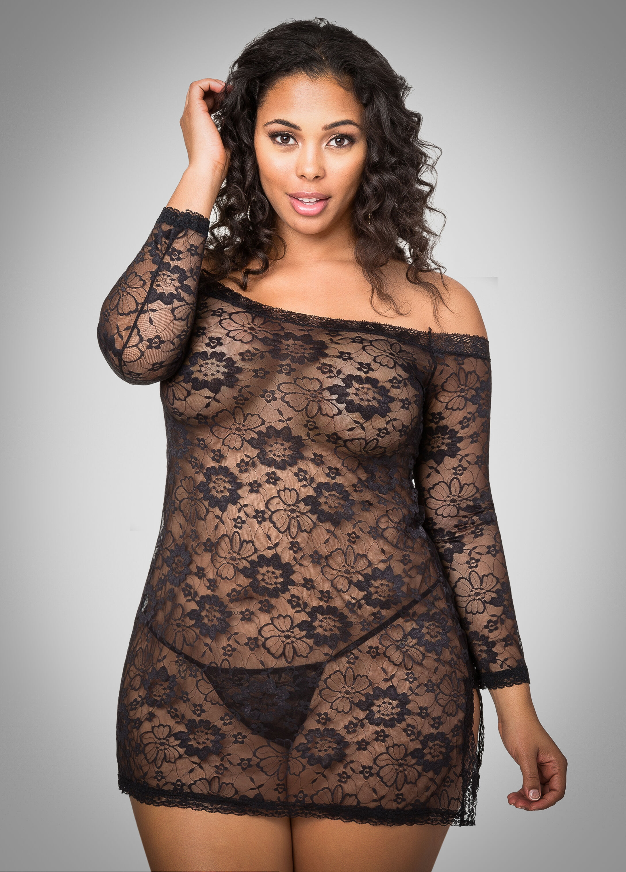 You tried Sexy plus size women dresses Mature nude