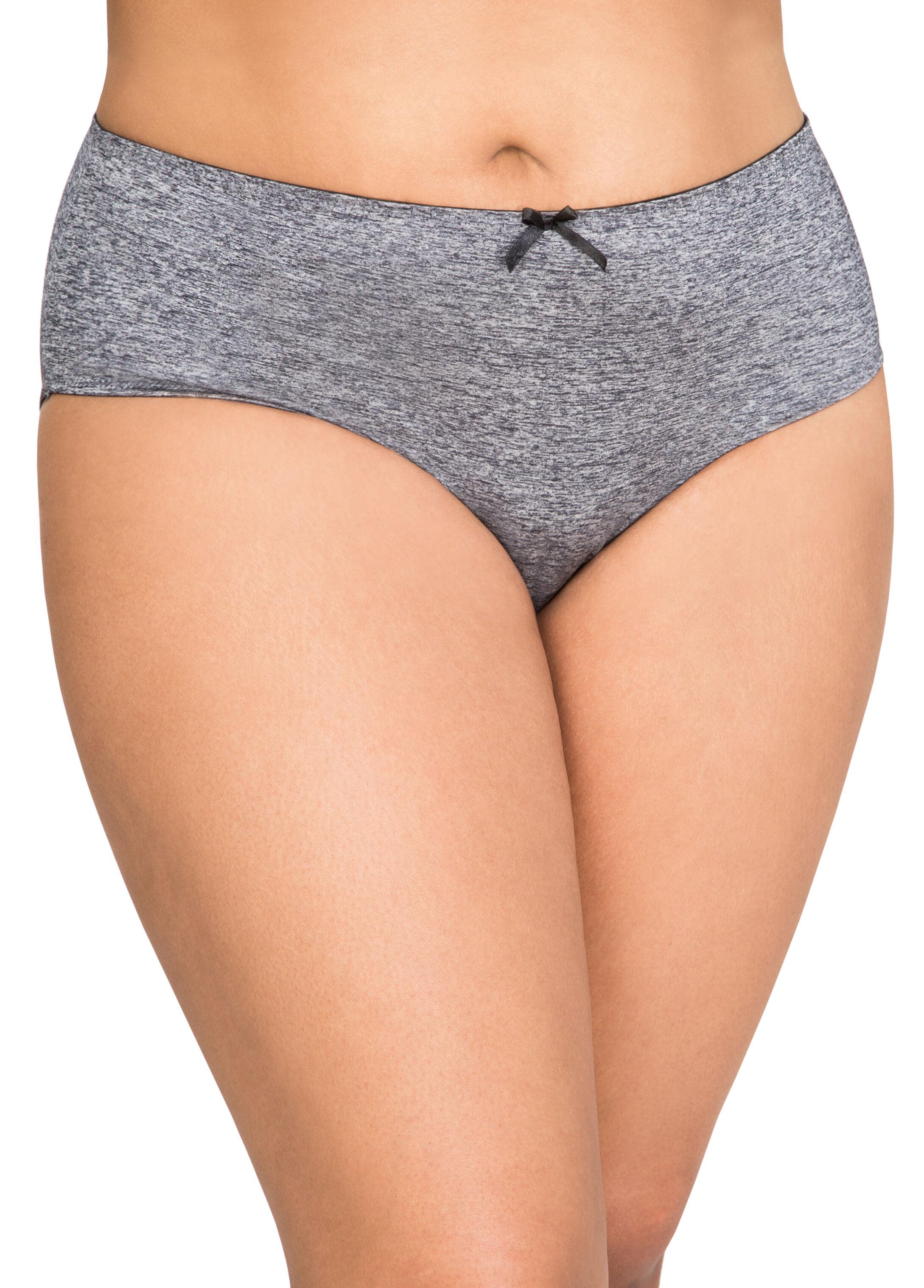 Lace Back Bikini Panty