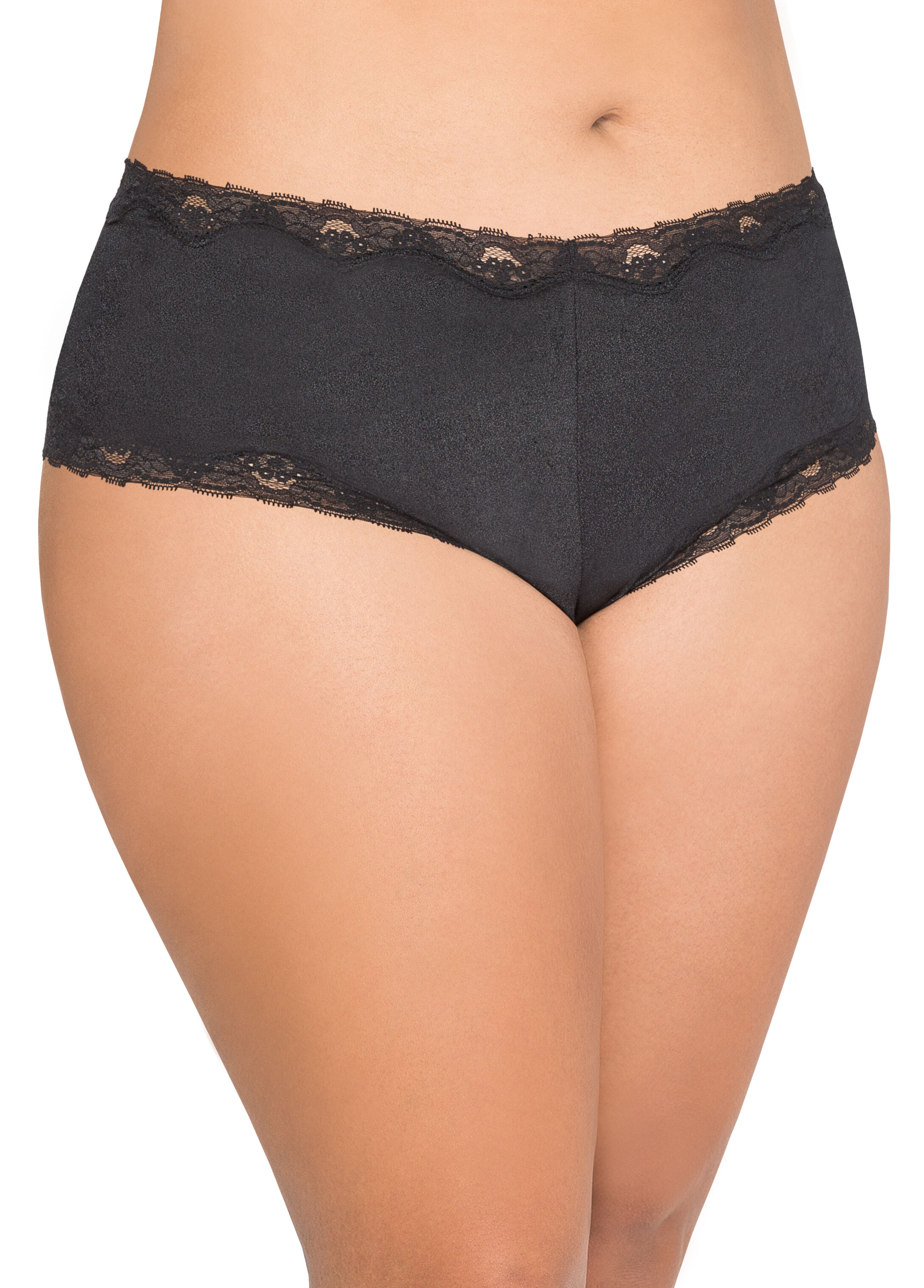 Velvet Hot Short Boyleg Panty