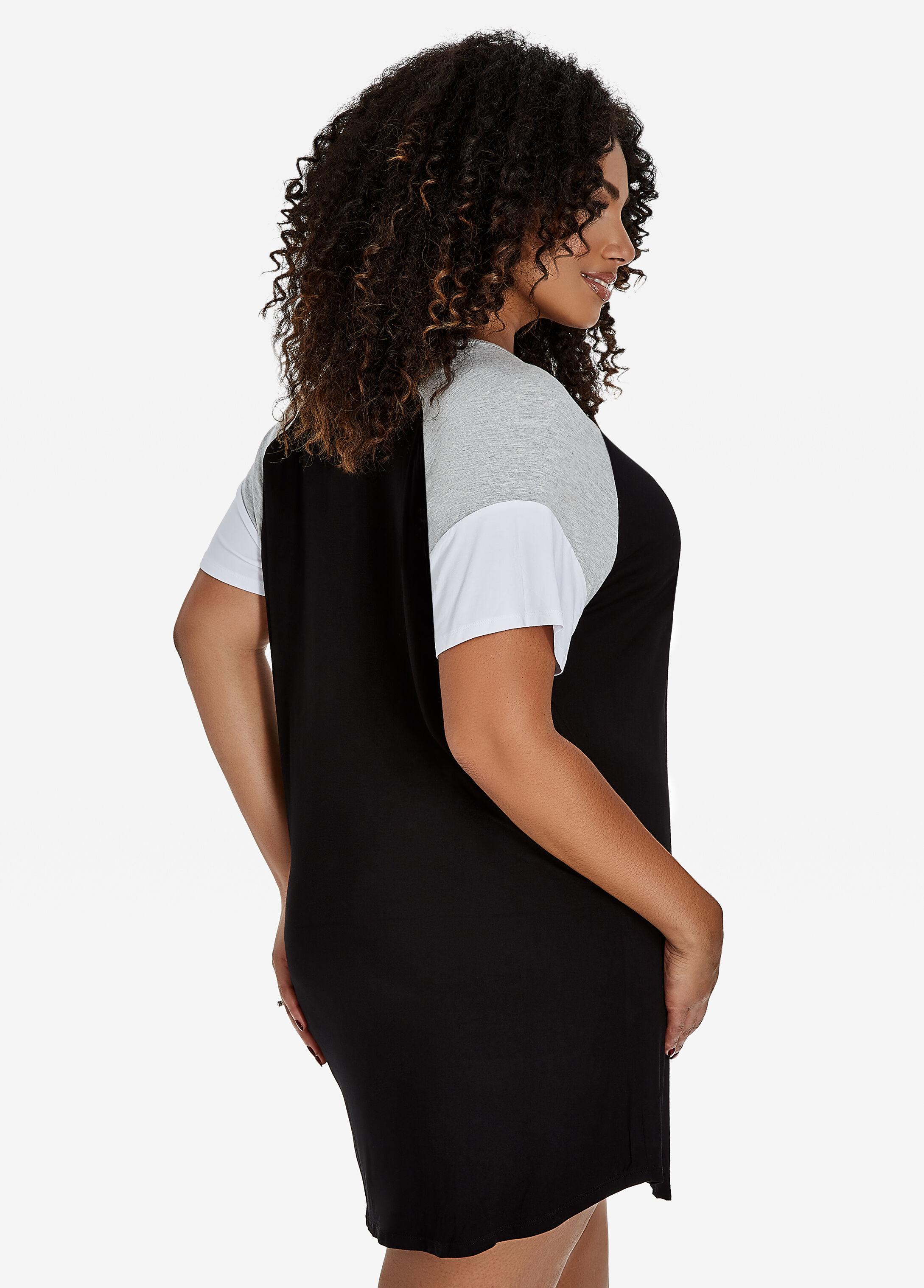 #IAMASHLEY Diva Sleep Shirt