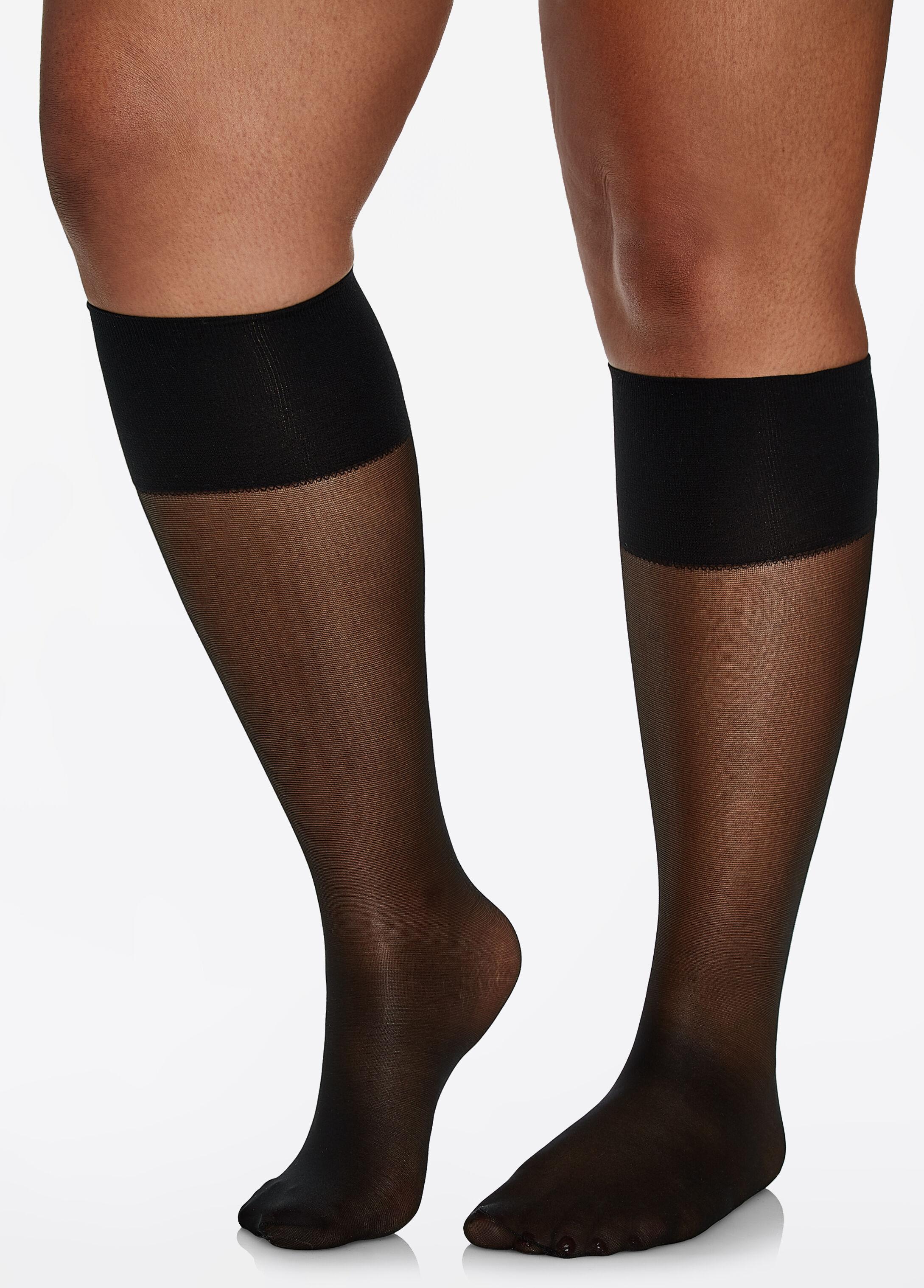 Berkshire Sheer Support Knee Length Trouser Sock