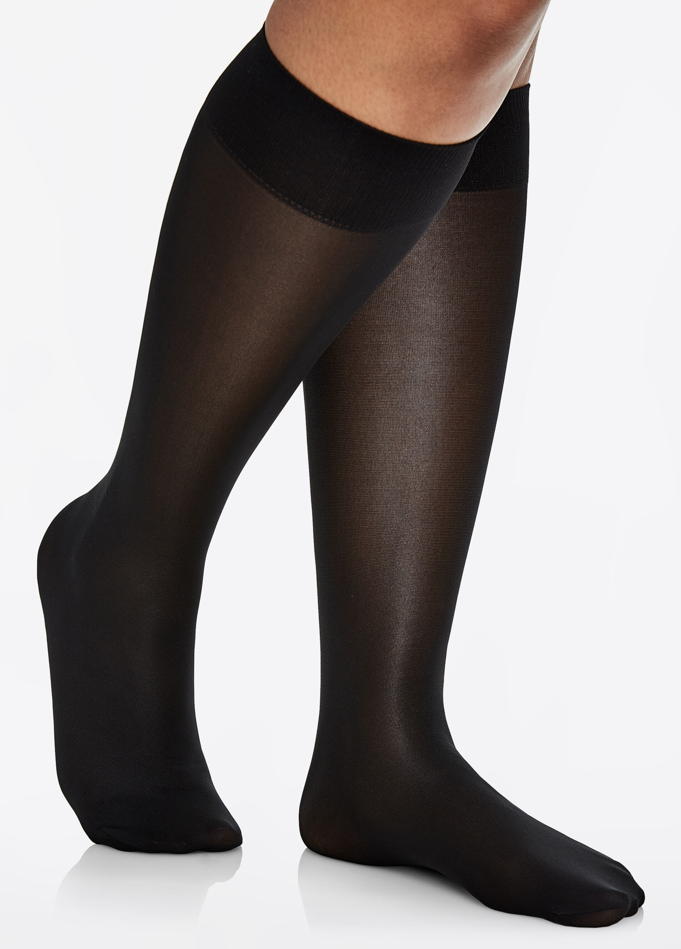 Berkshire Opaque Support Graduated Compression Trouser Sock