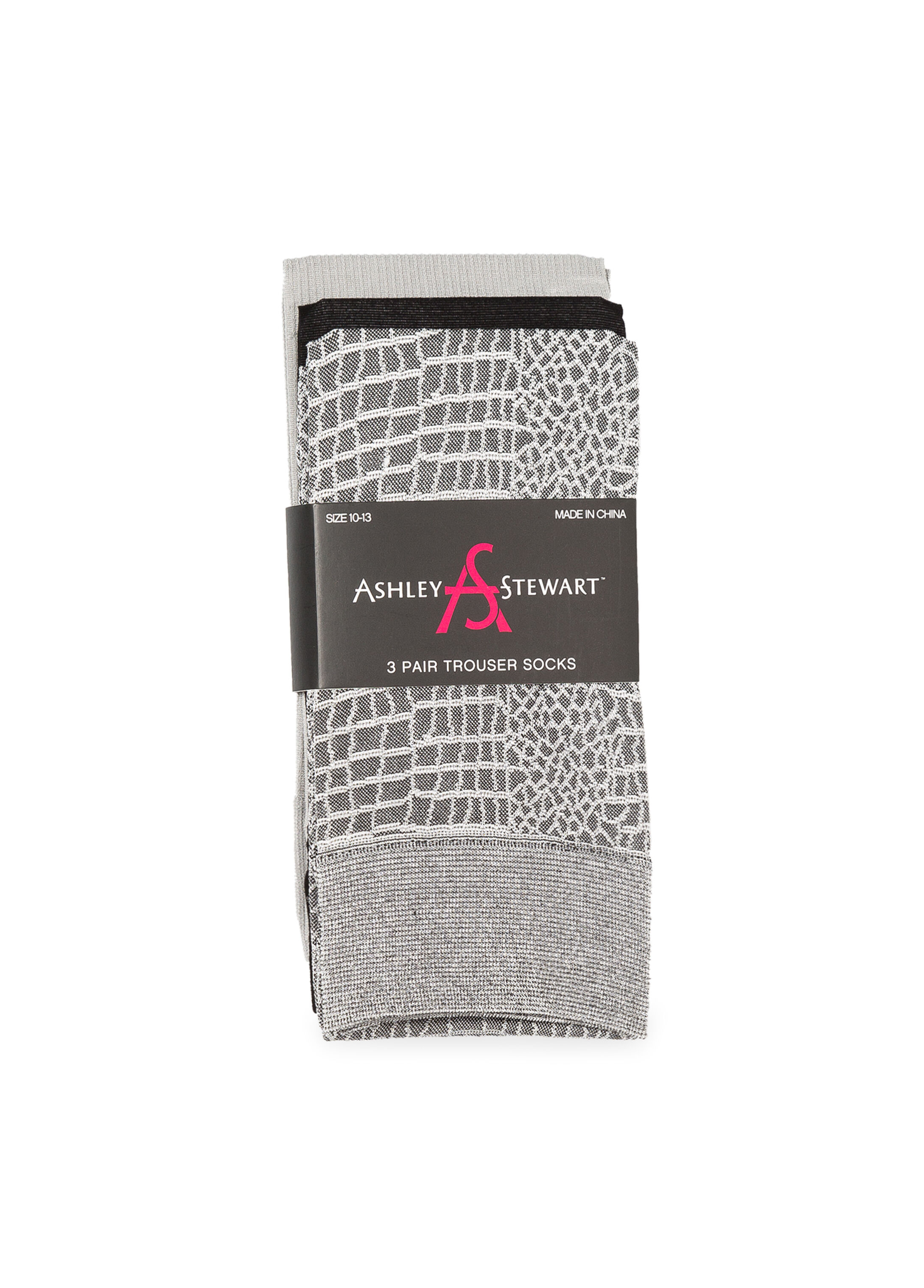 3-Pack Python Trouser Socks