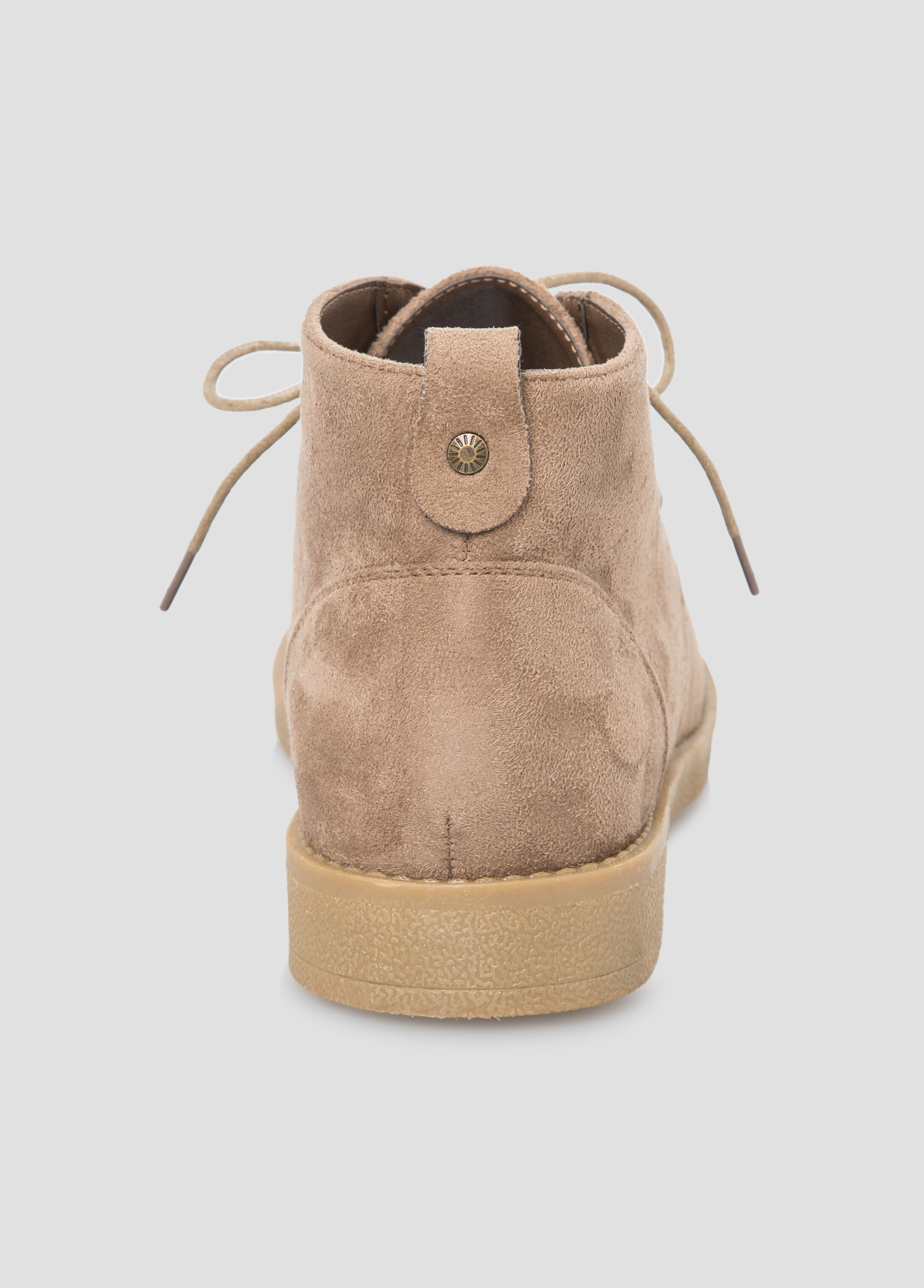 Ankle Chukka Bootie - Wide Width