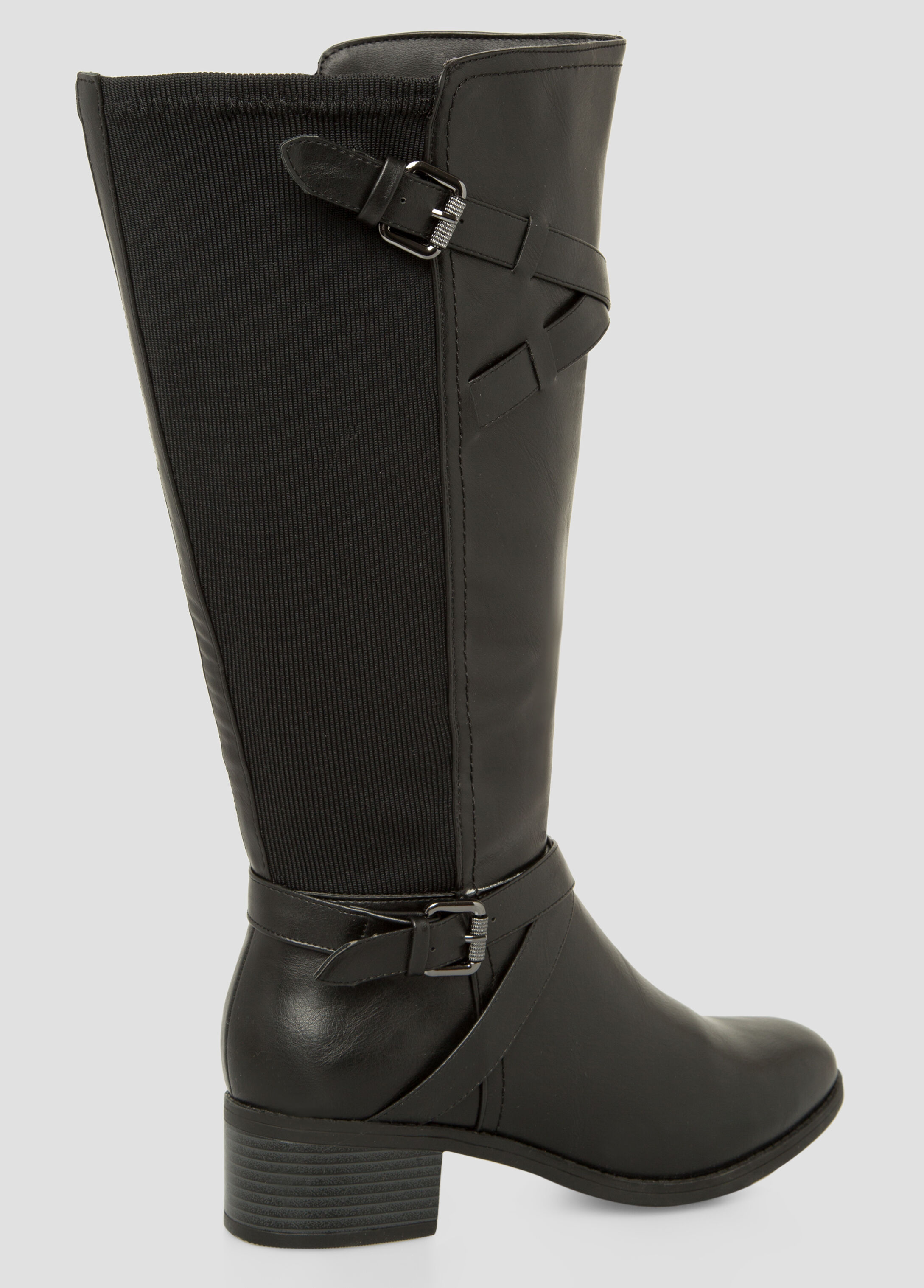 Classic Riding Boot - Wide Calf Wide Width