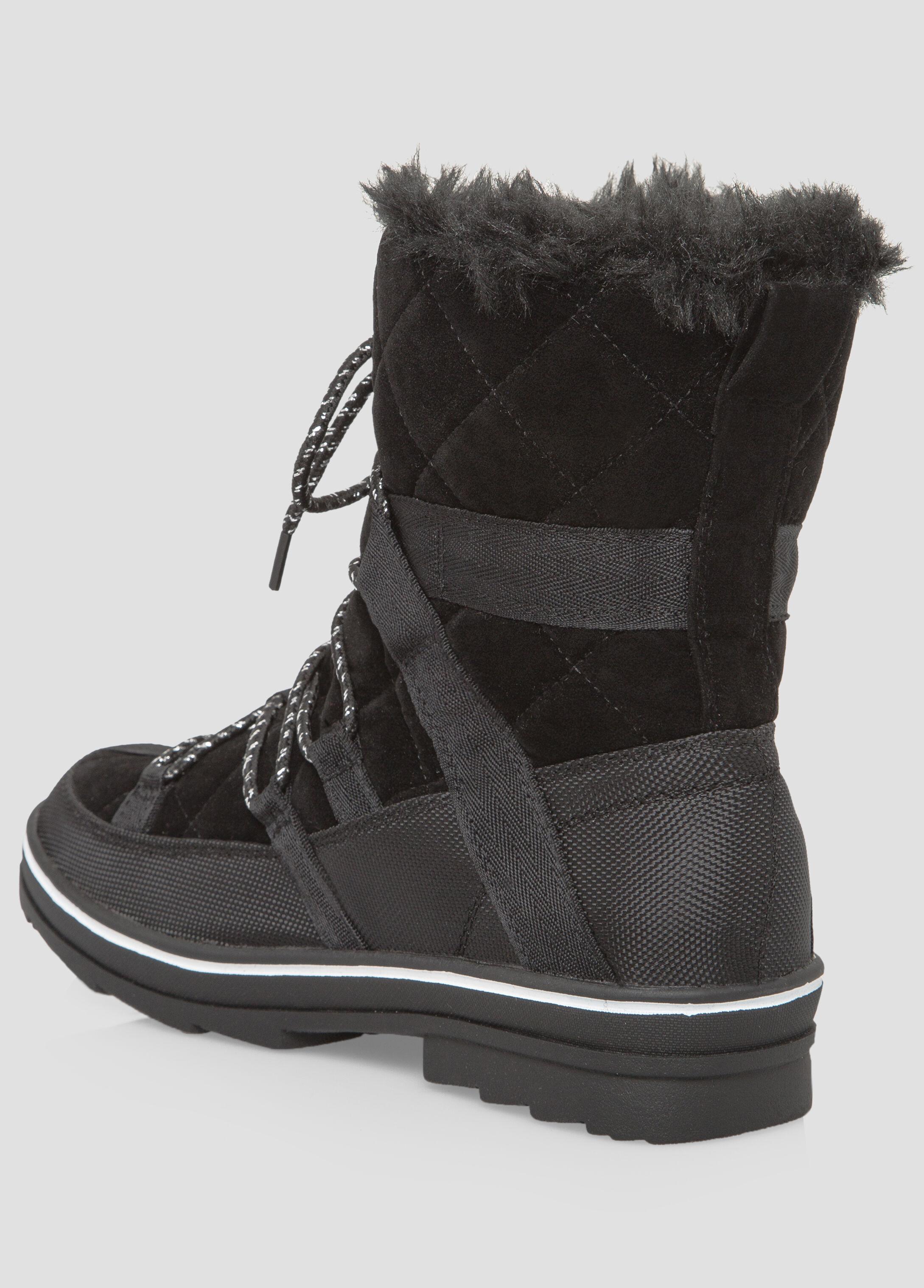 Velvet Vamp Snow Boot - Wide Width