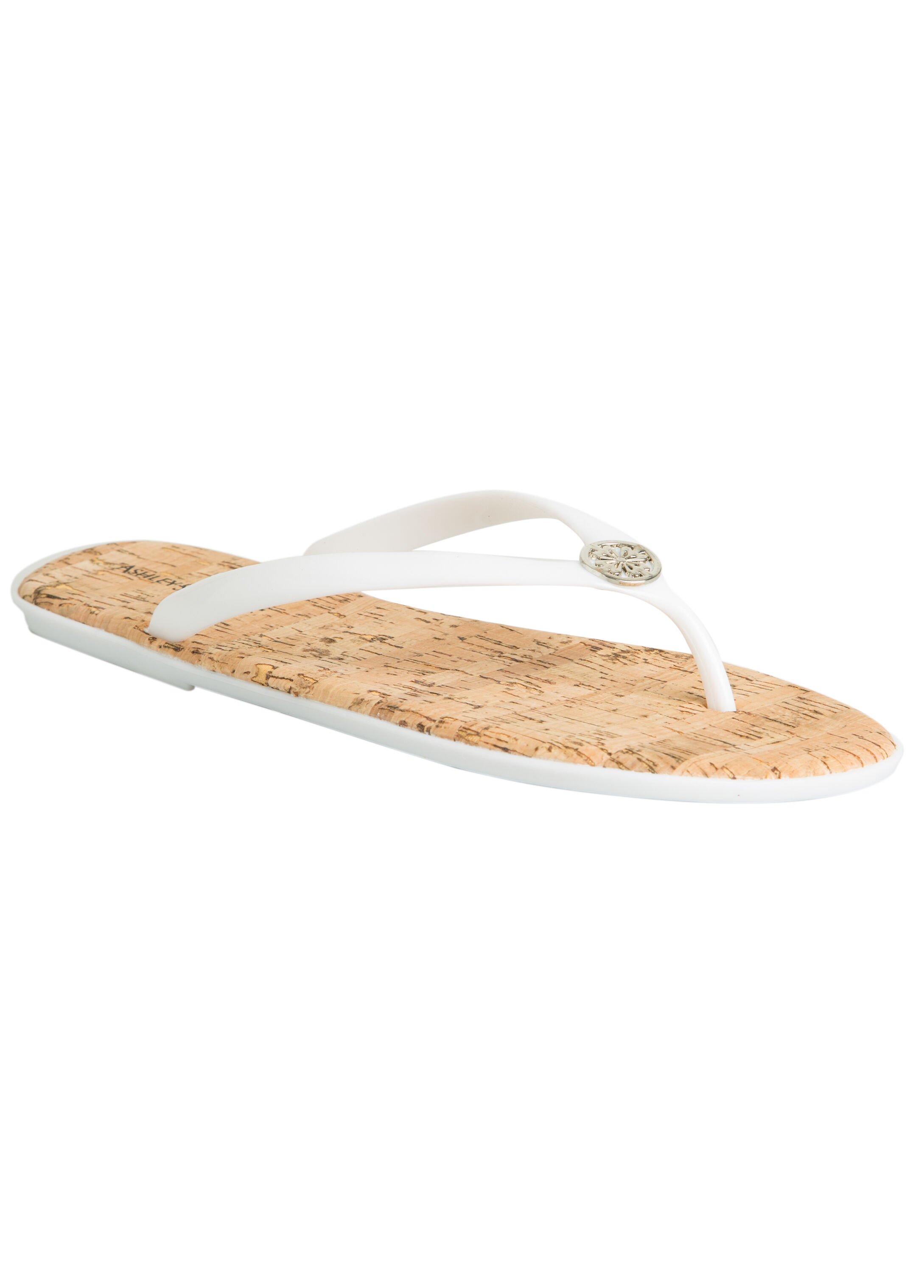 Cork Jelly Sandal - Wide Width