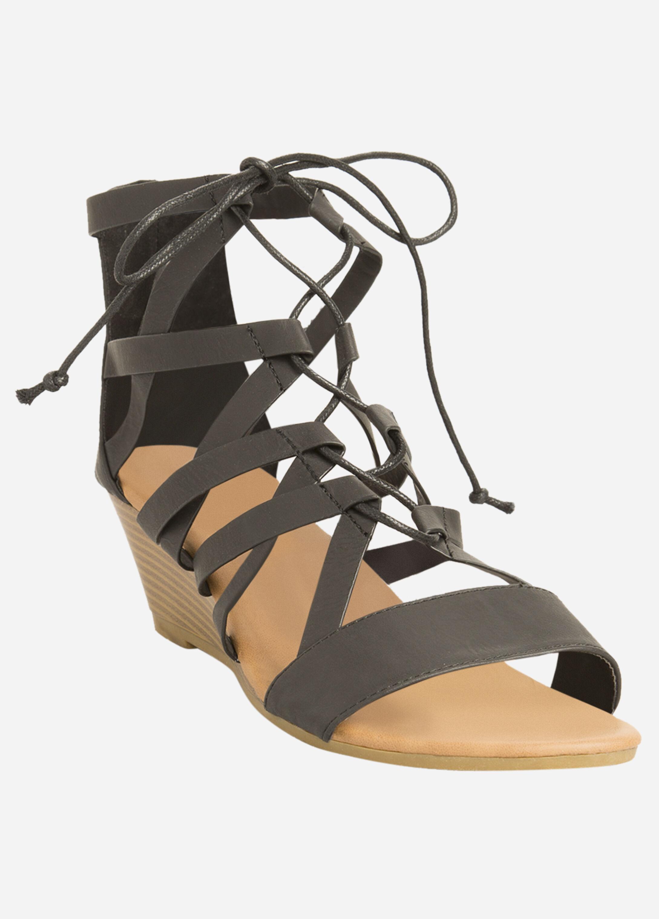 Gladiator Sandal - Medium Width