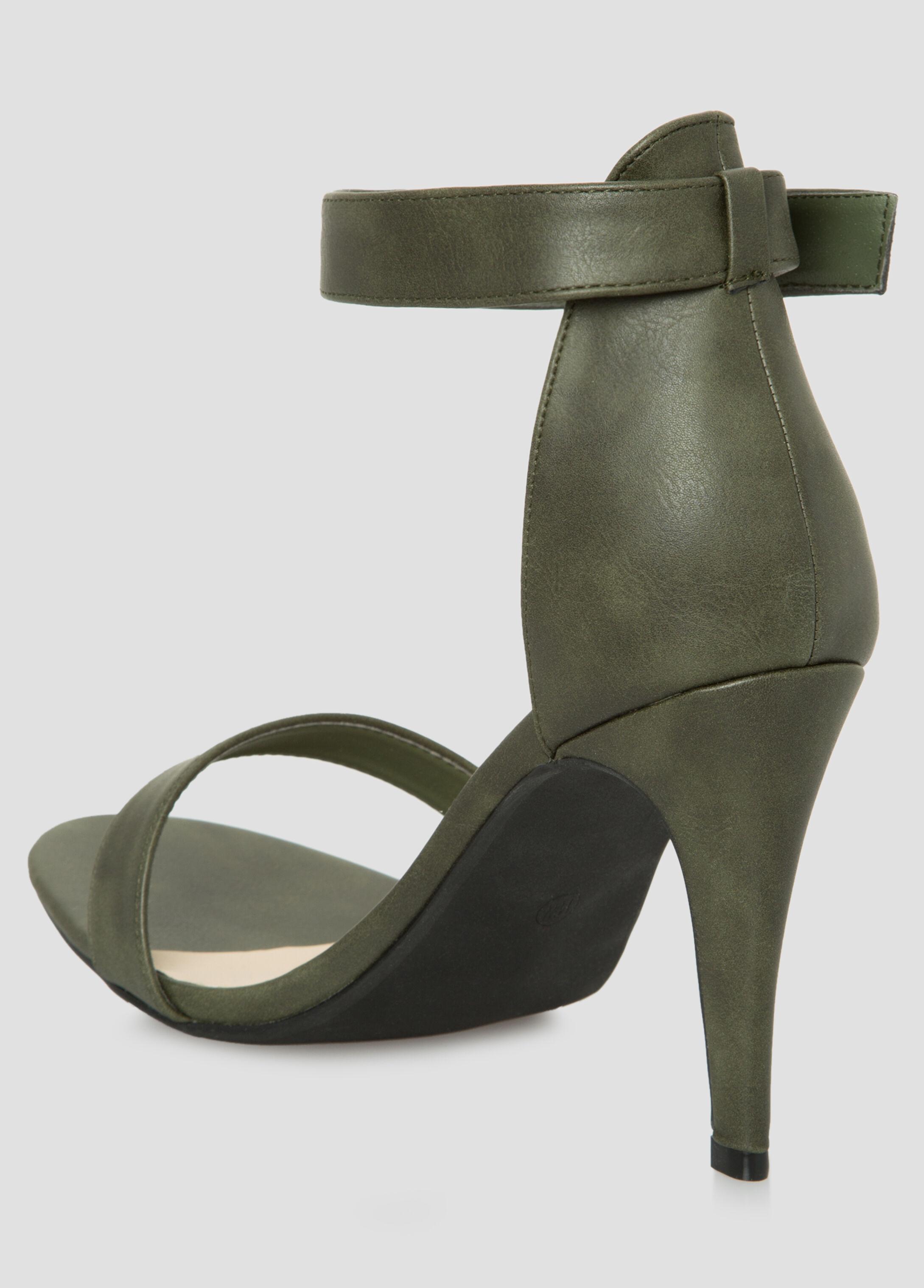 Open Toe Dress Sandal
