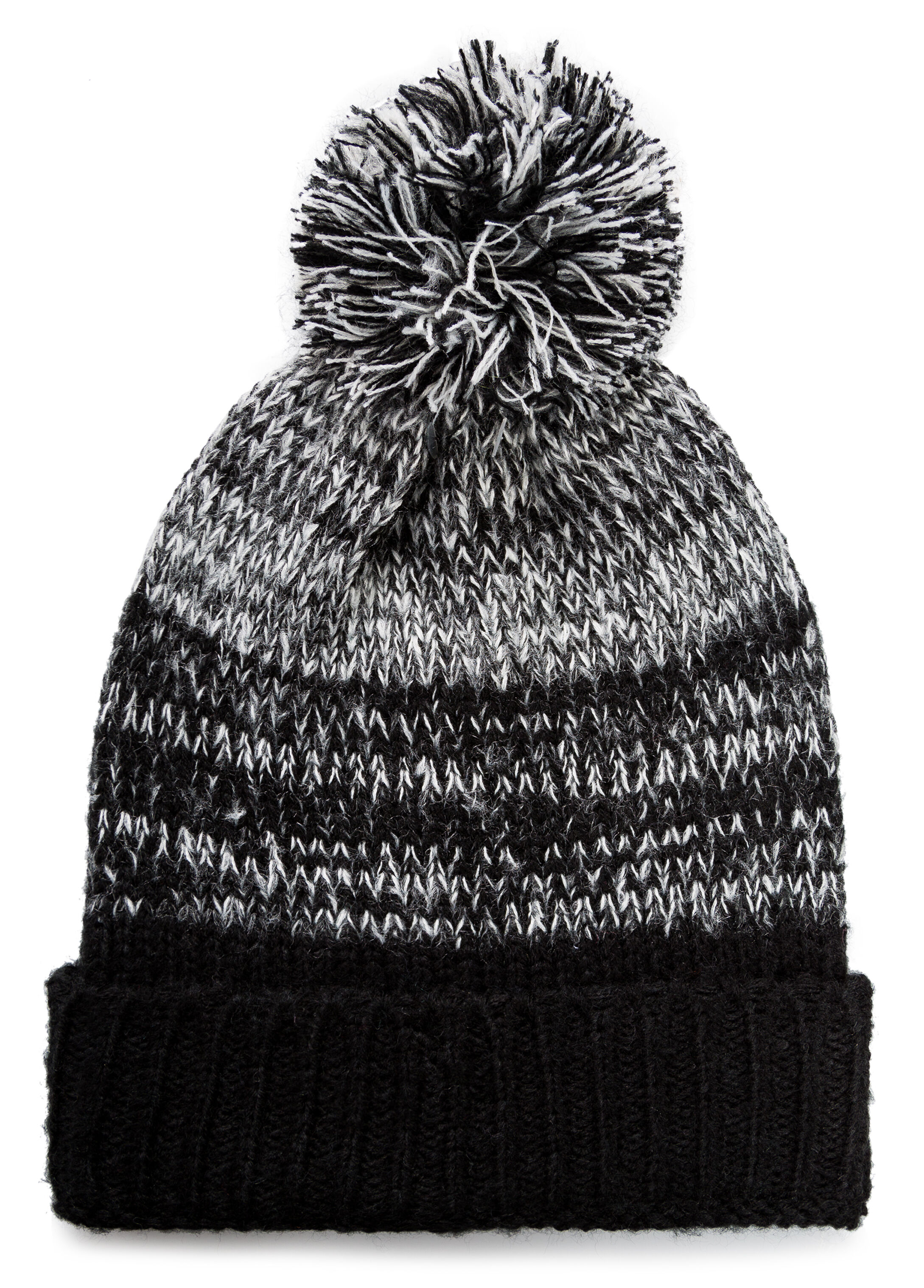 Ombre Hat And Scarf Set
