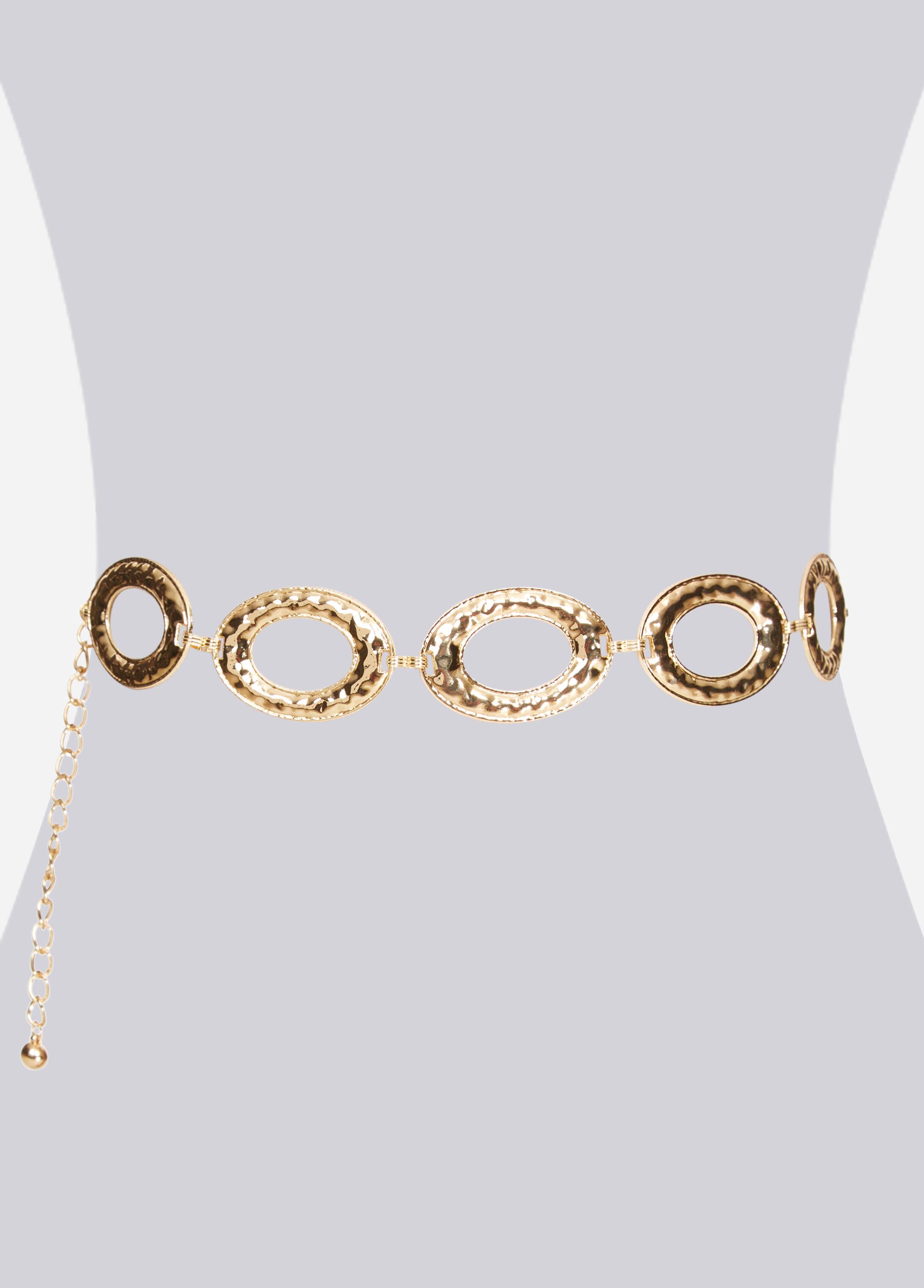 Metal Chain Belt