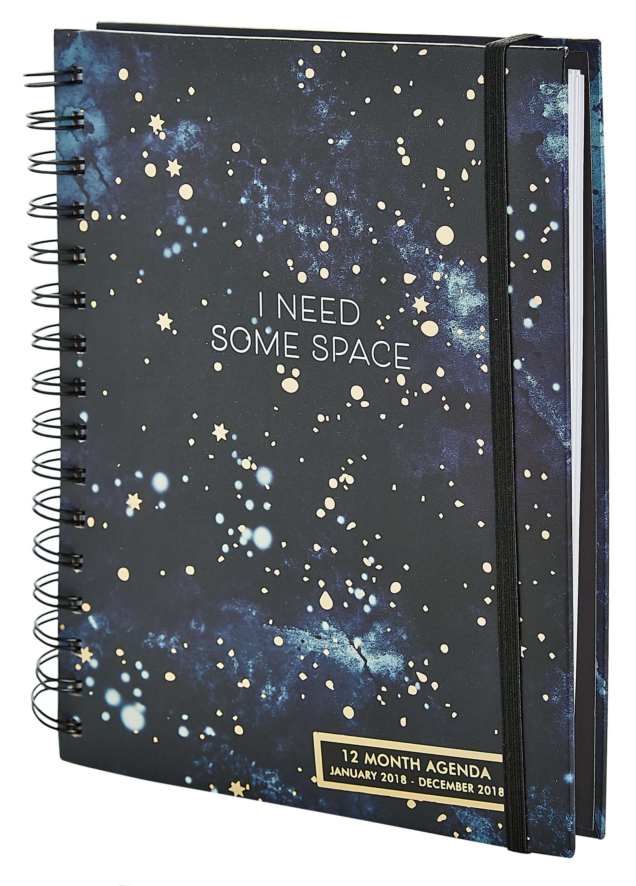 I Need Some Space 2018 Planner