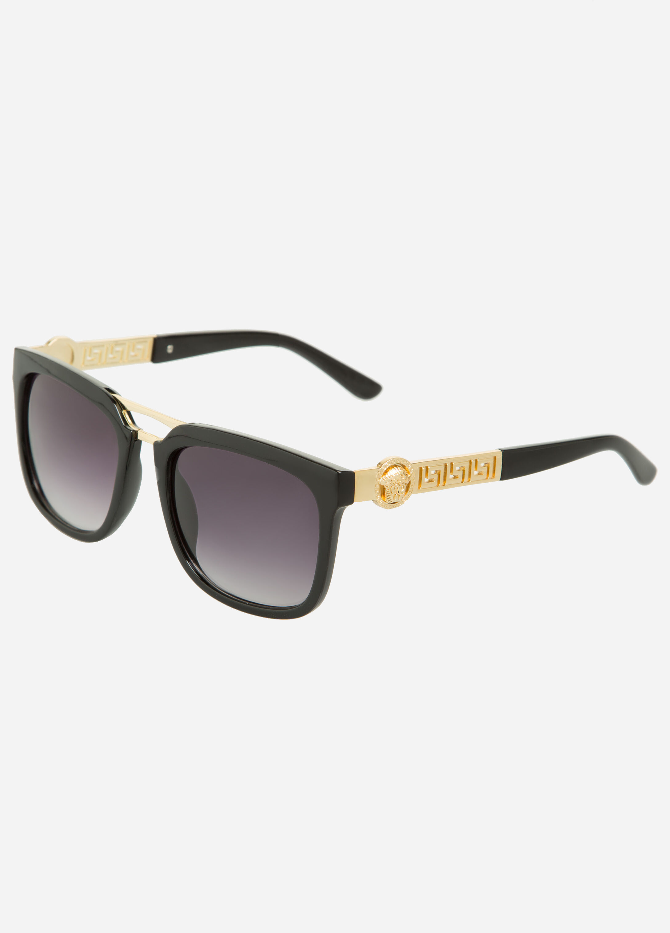 Square Top Bar Sunglasses