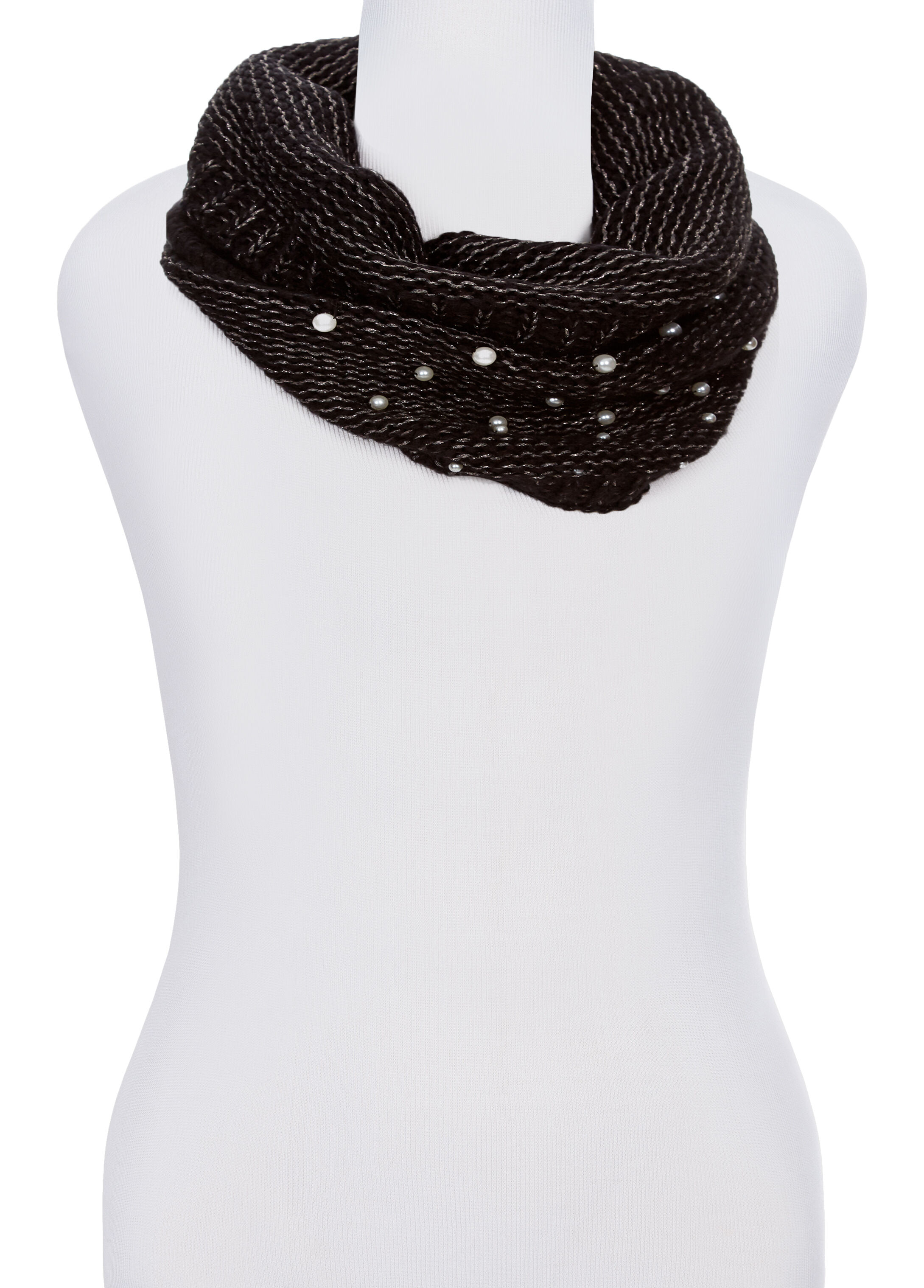 Pearl Trim Snood