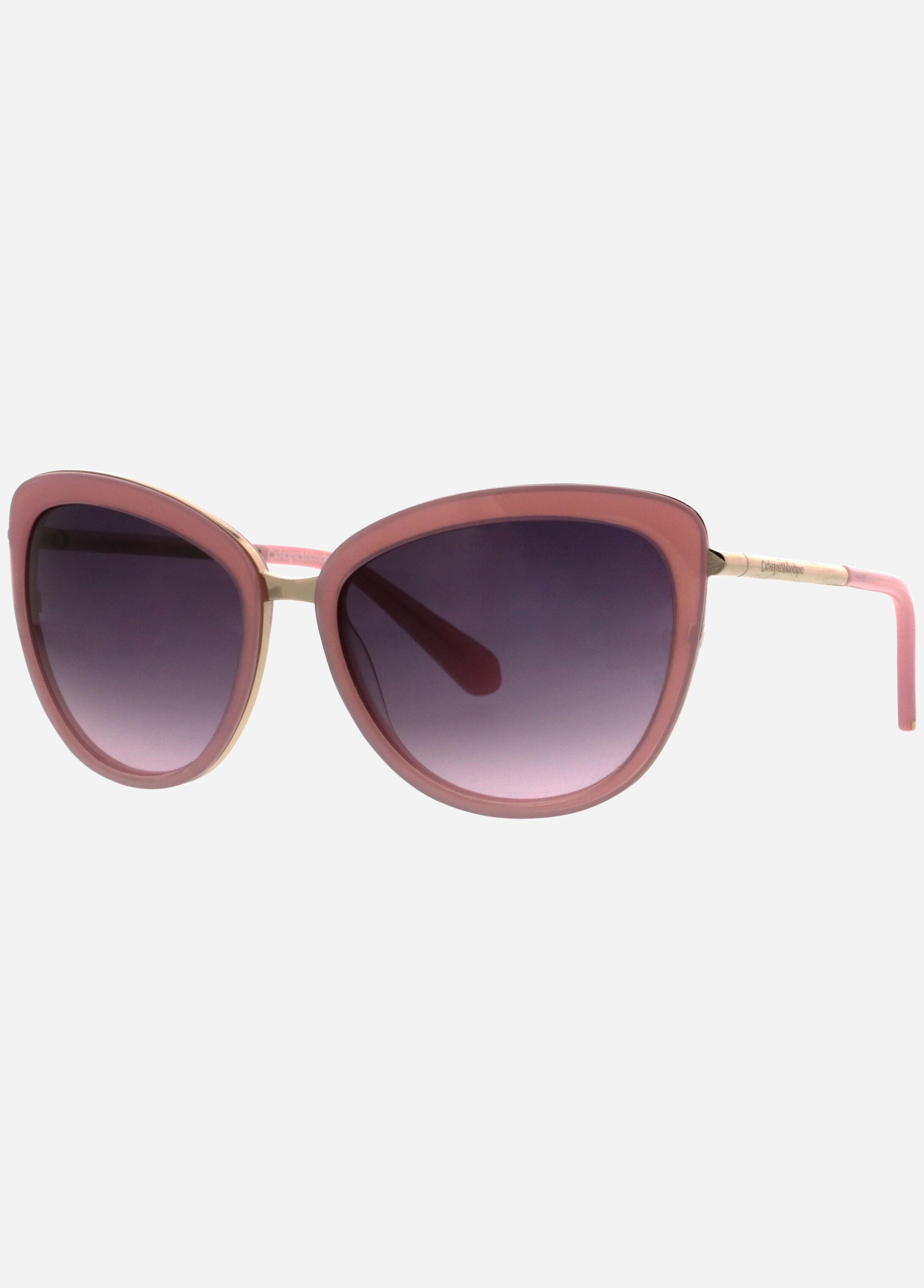 Catherine Malandrino Aviator Sunglasses