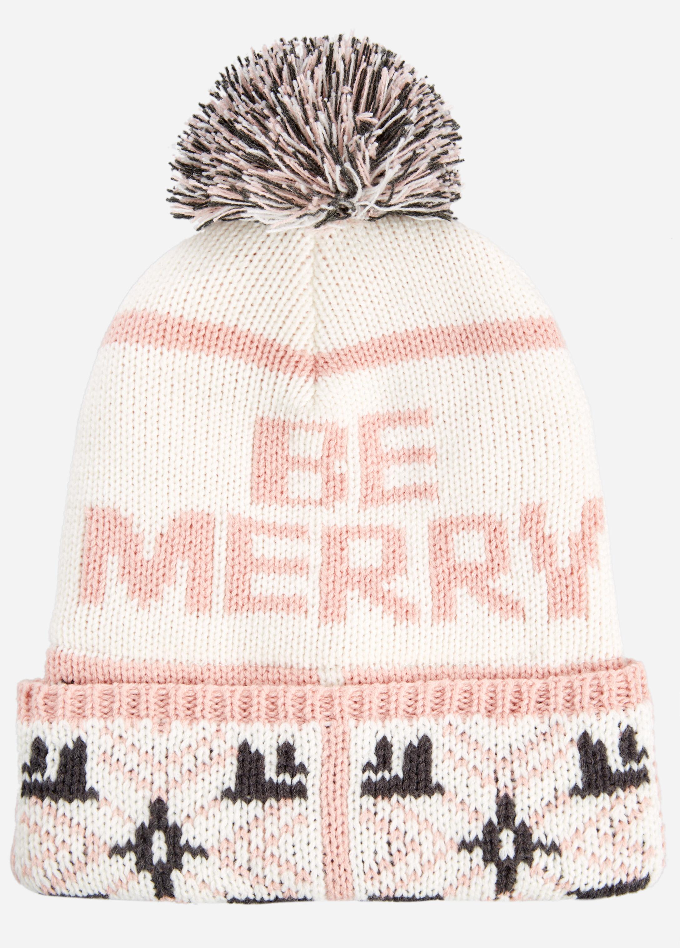 Be Merry Novelty Beanie