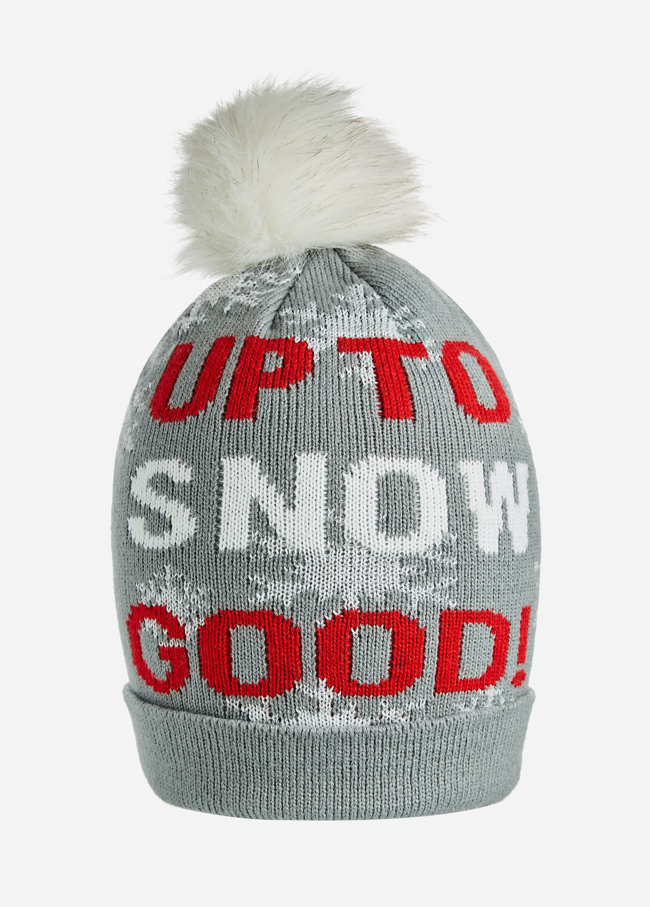 Up to Snow Good Novelty Beanie
