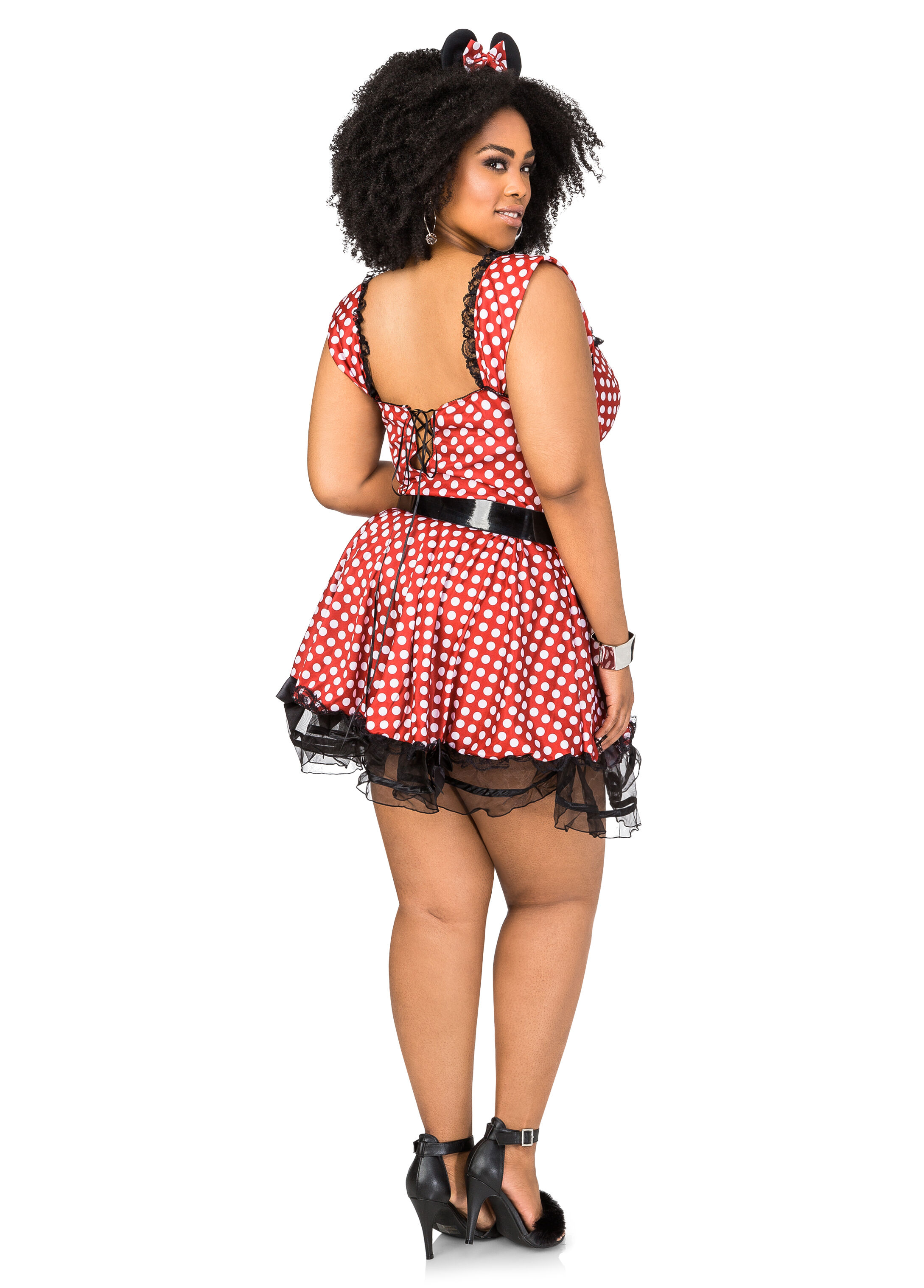 Missy Mouse Plus Size Costume