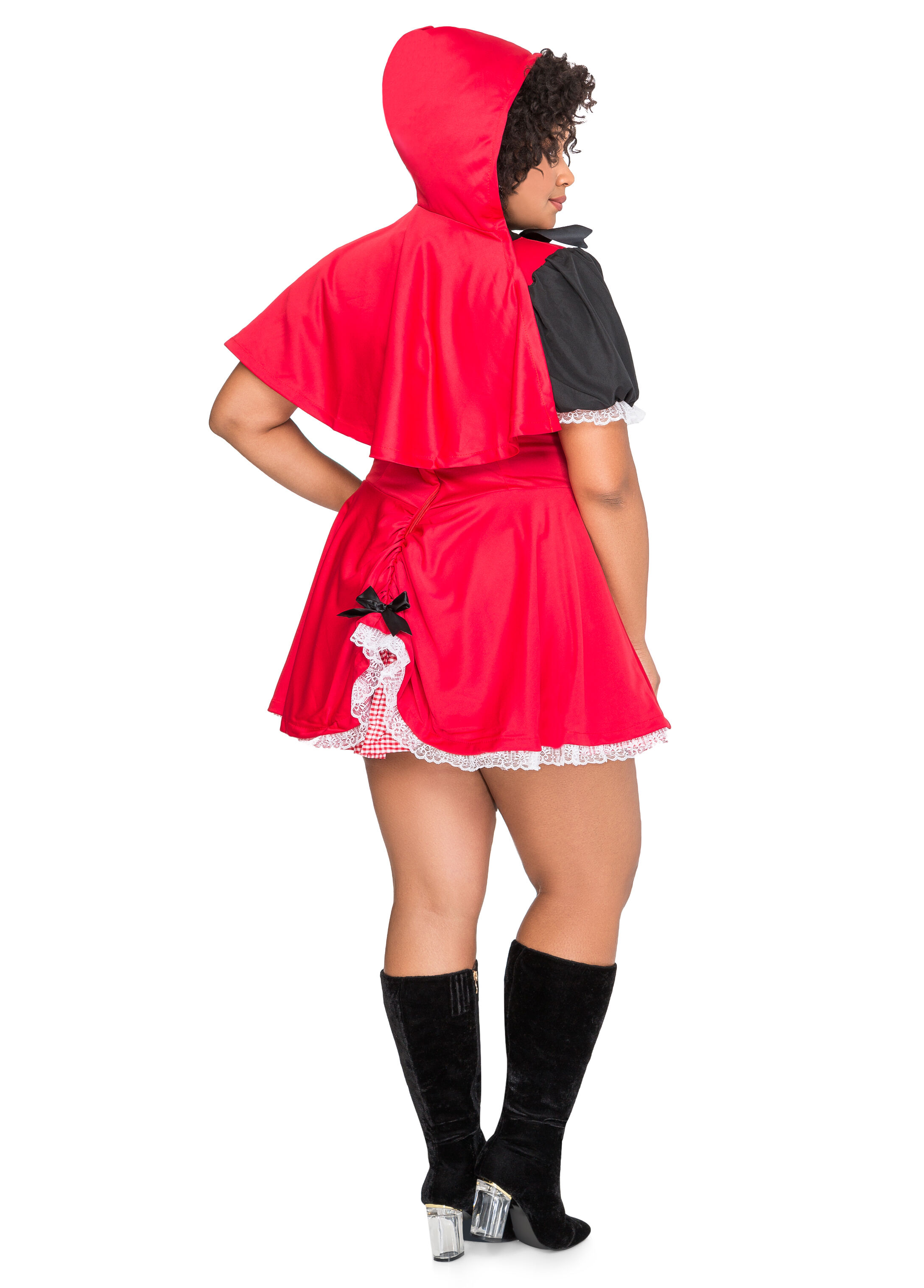 Little Red Plus Size Costume