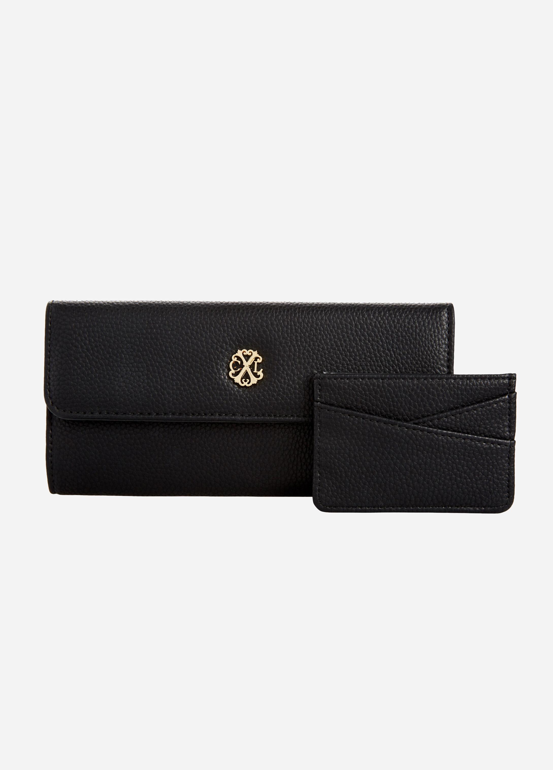 Christian Lacroix Josephine Boxed Wallet