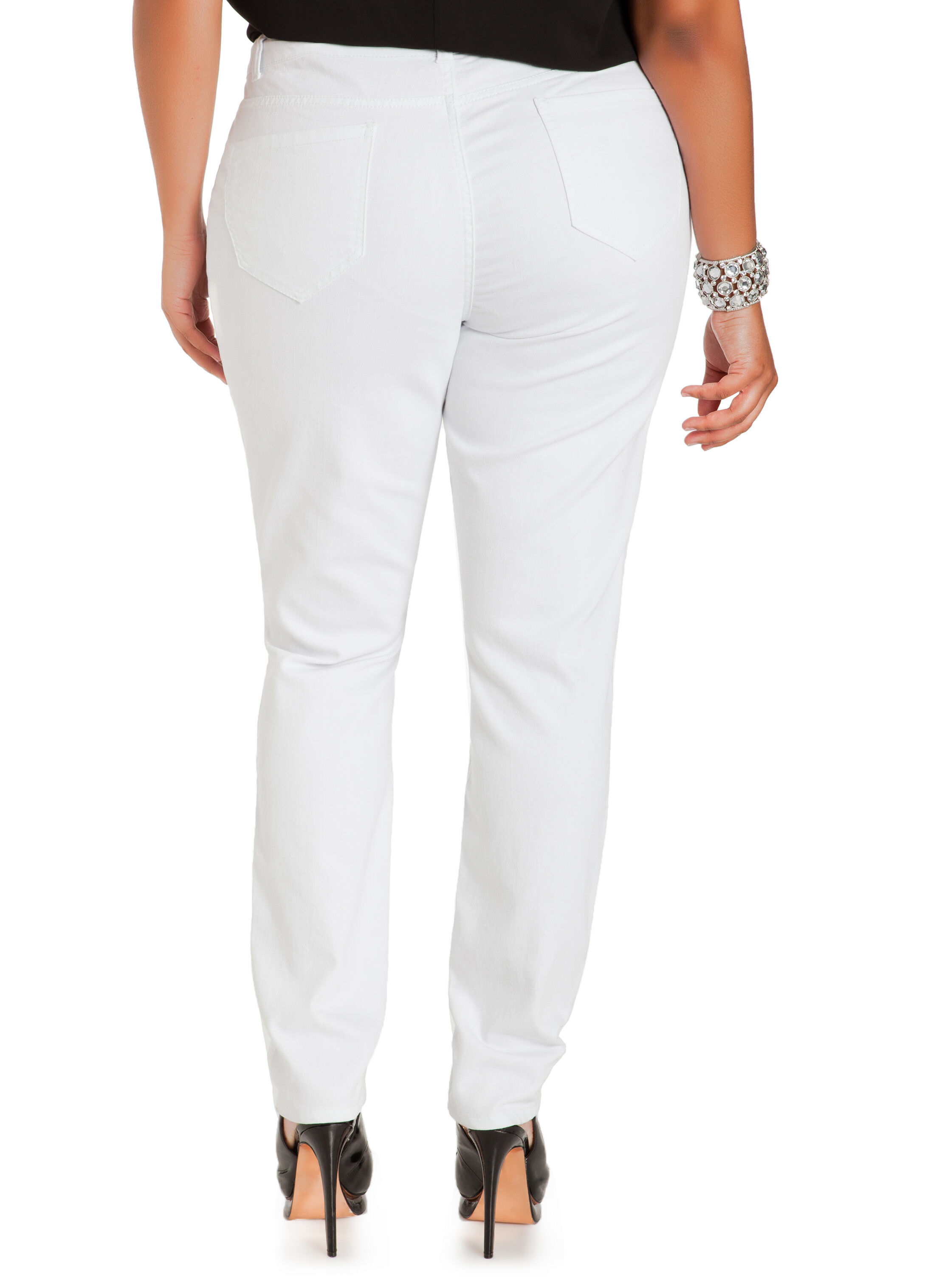 White Jeggings