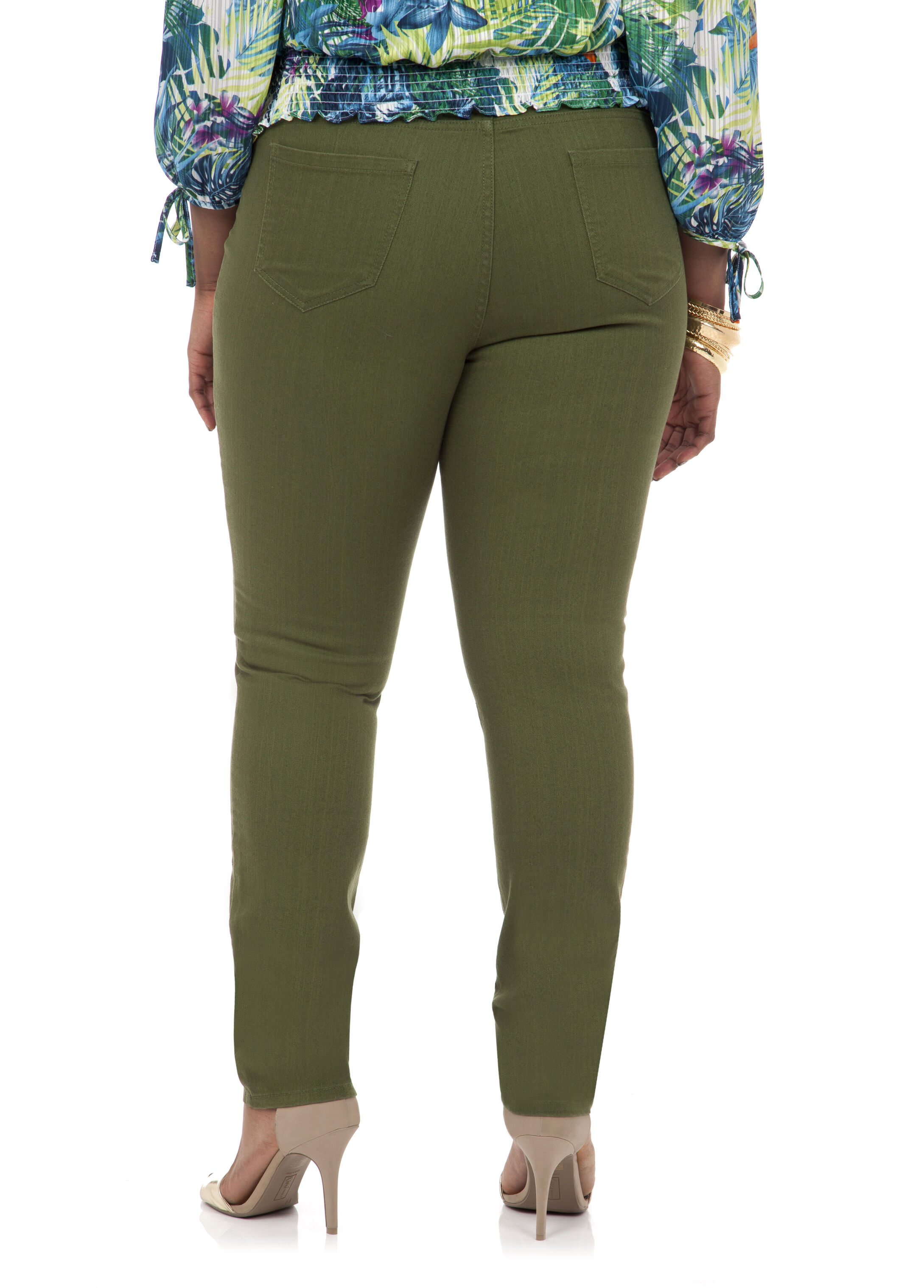 Rubber Tree Jegging