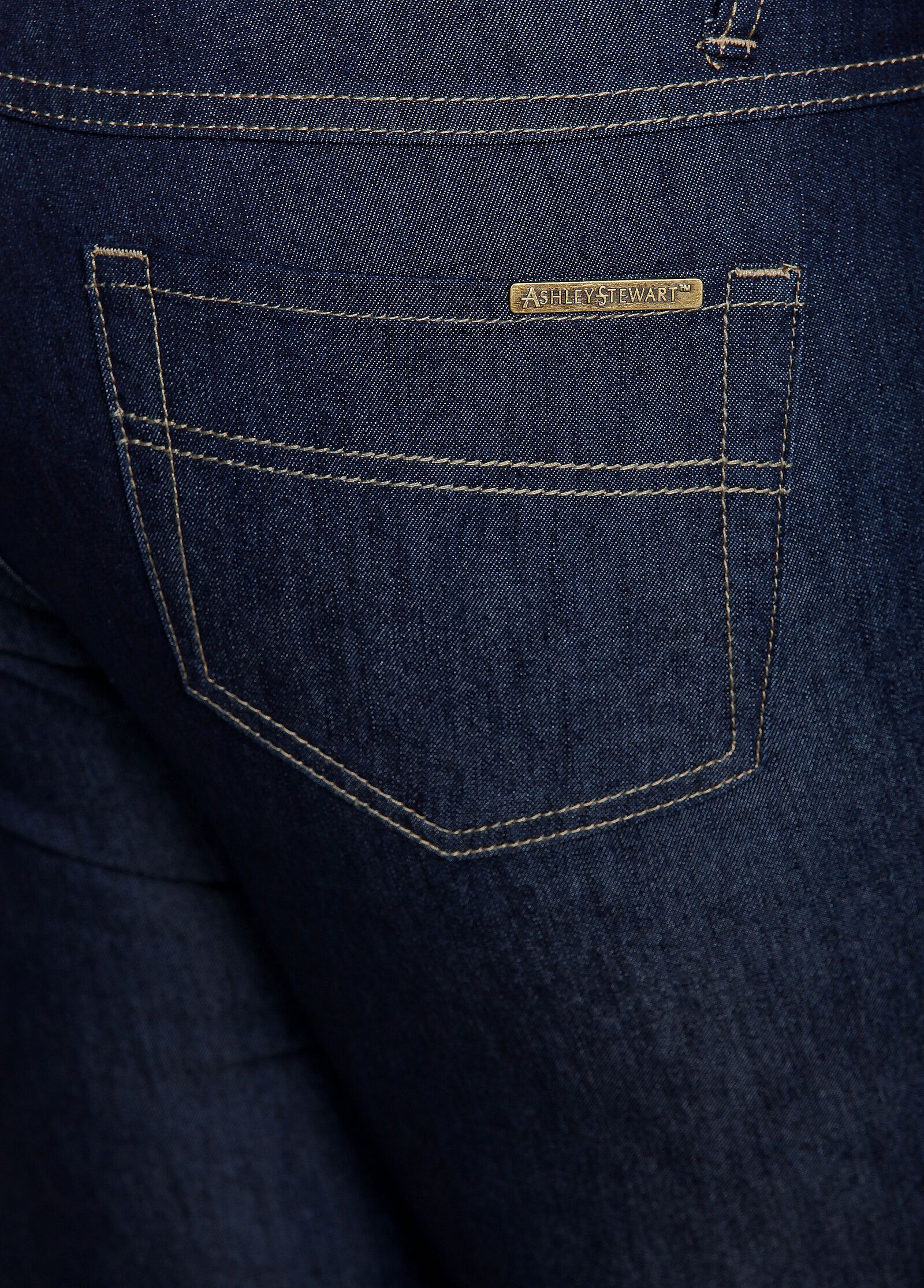 Average Skinny Five Pocket Denim