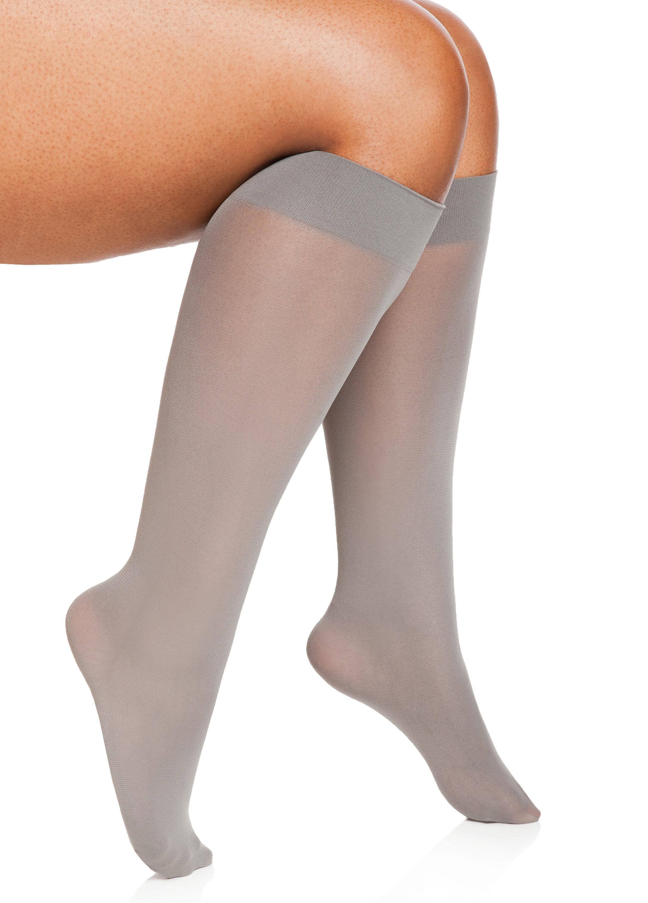Basic Opaque Trouser Socks