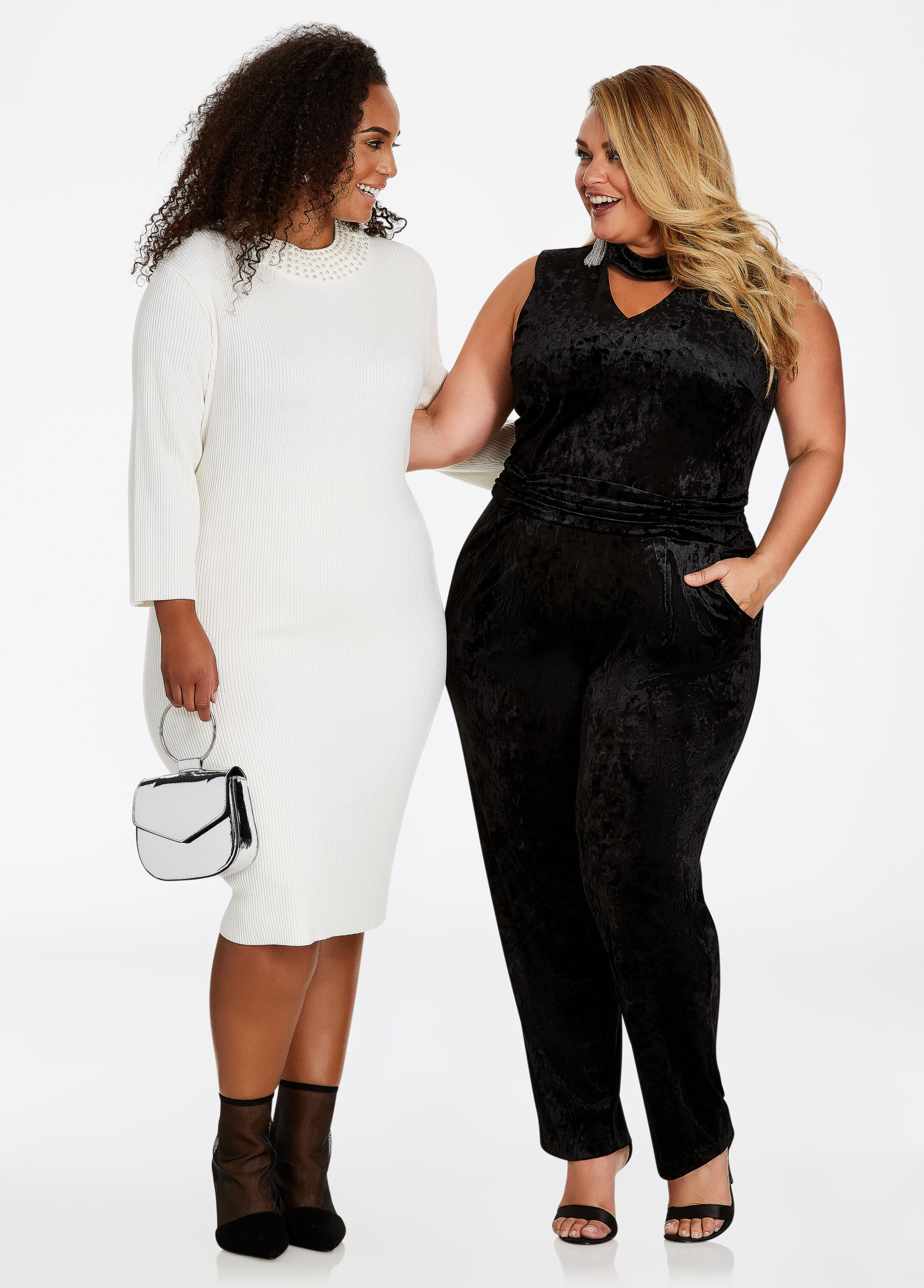 Plus Size Outfits - Besties_9-19-17