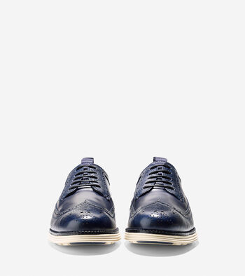 Original Grand Fleece Lined Long Wing Oxford