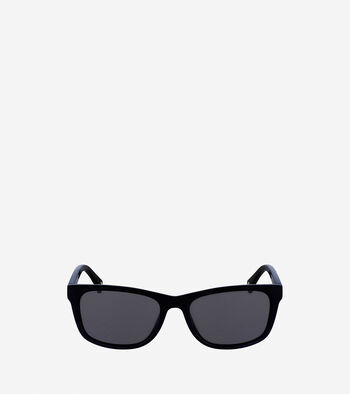 Pinch Narrow Rectangle Sunglasses