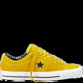 CONS One Star Pro Yellow Bird/Black/White