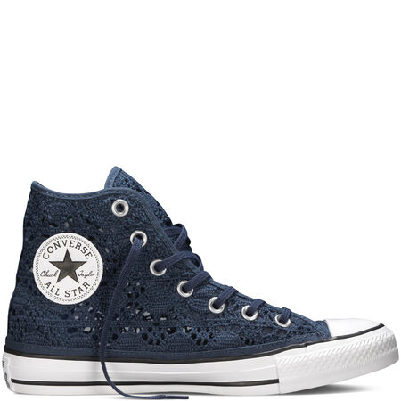 chuck taylor all star crochet converse fr. Black Bedroom Furniture Sets. Home Design Ideas