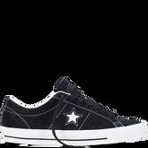 CONS One Star Pro Black/White/Black