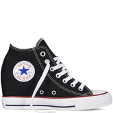 Chuck Taylor All Star Lux Wedge Black