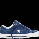 CONS One Star Pro Navy/White/White