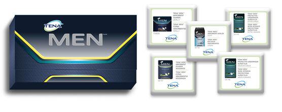 TENA® MEN™ - Free Trial Kit for Men
