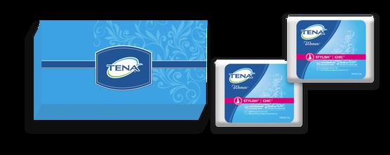 TENA® Women CHIC<sup>MC</sup> - Culottes - Trousse d