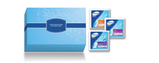 TENA® Ultimate Protection - Free Trial Kit for Women