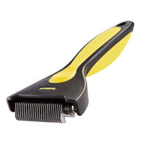 ShedMonster™ De-Shedding Tool for Long Coats
